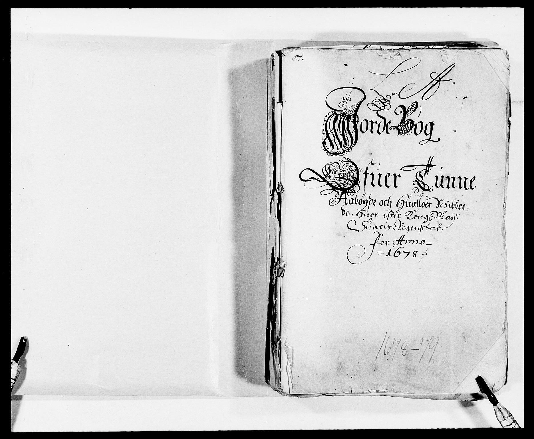 RA, Rentekammeret inntil 1814, Reviderte regnskaper, Fogderegnskap, R03/L0109: Fogderegnskap Onsøy, Tune, Veme og Åbygge fogderi, 1678, s. 2