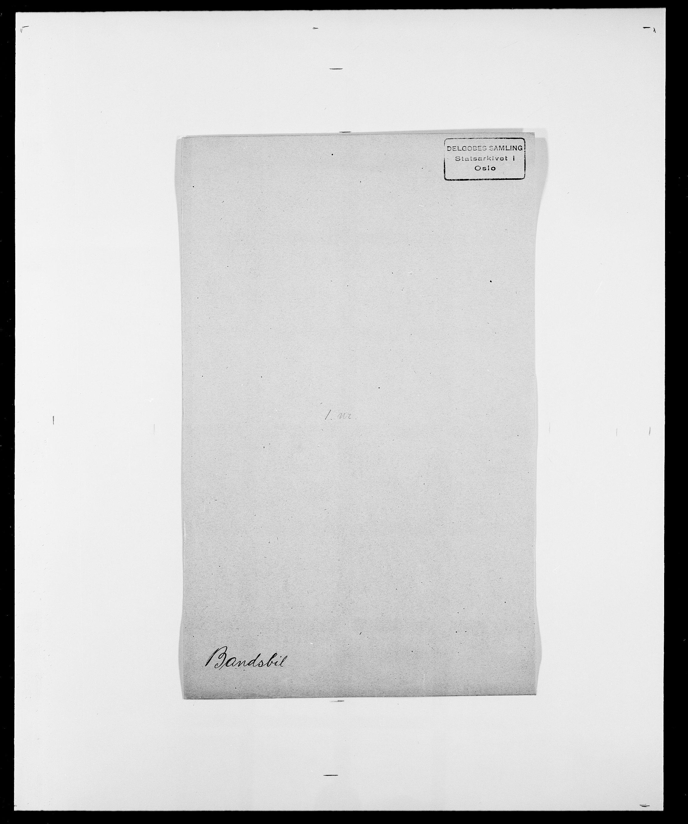 SAO, Delgobe, Charles Antoine - samling, D/Da/L0003: Barca - Bergen, s. 203