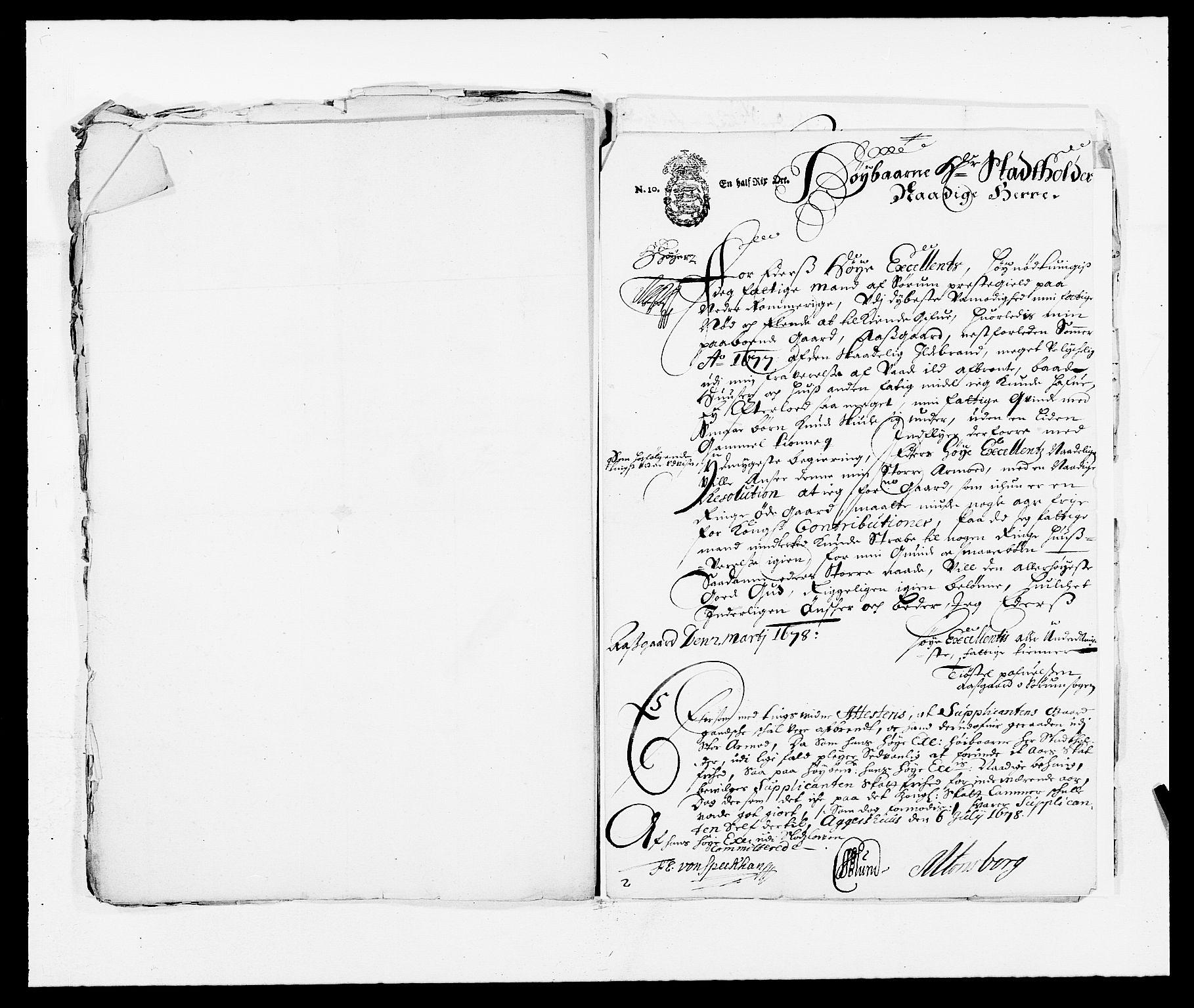 RA, Rentekammeret inntil 1814, Reviderte regnskaper, Fogderegnskap, R11/L0567: Fogderegnskap Nedre Romerike, 1678, s. 292