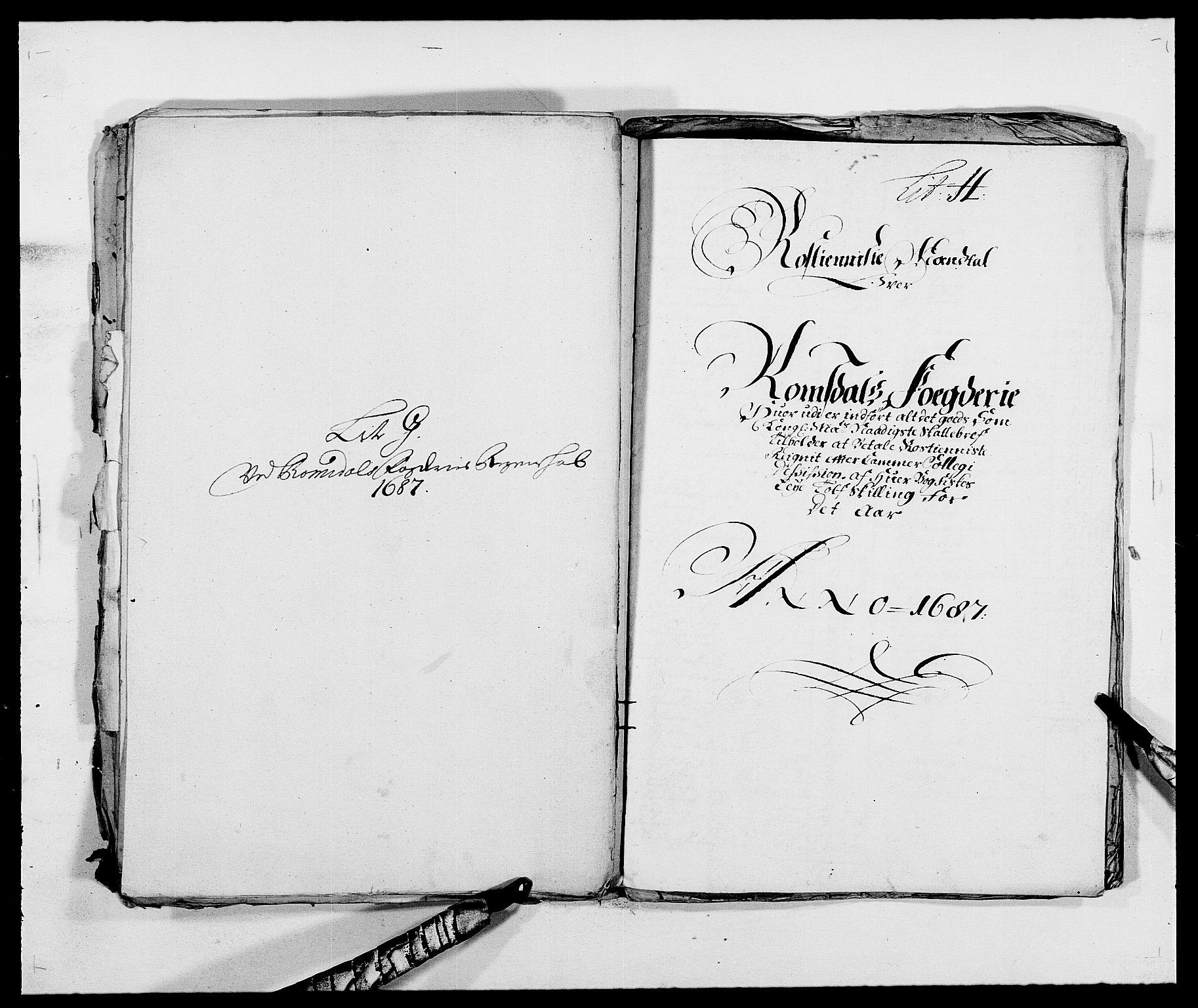 RA, Rentekammeret inntil 1814, Reviderte regnskaper, Fogderegnskap, R55/L3648: Fogderegnskap Romsdal, 1687-1689, s. 104
