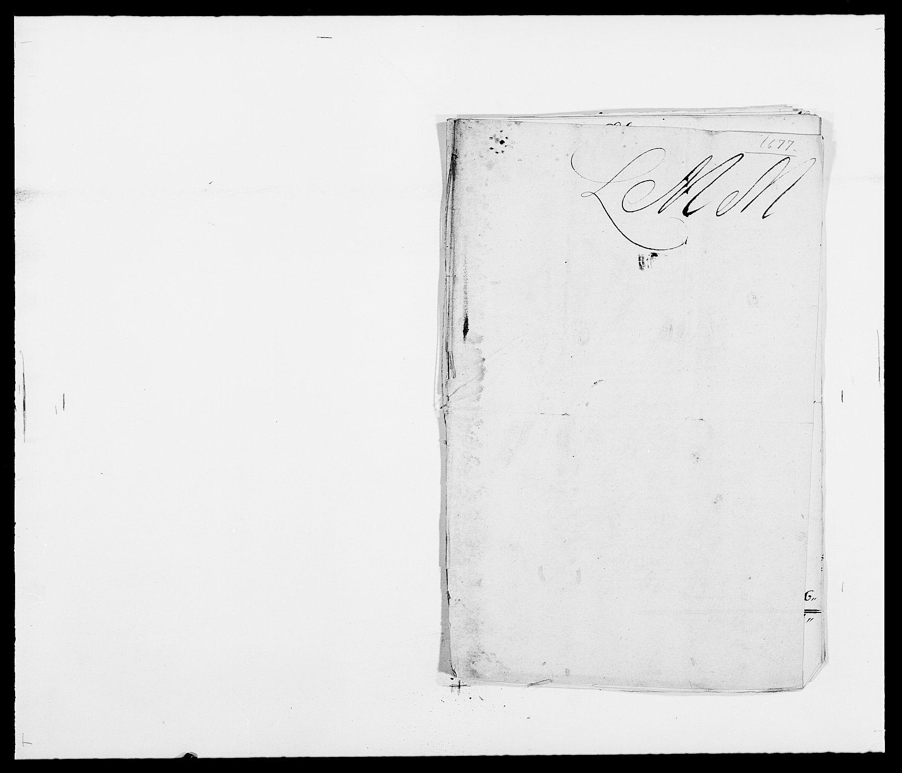 RA, Rentekammeret inntil 1814, Reviderte regnskaper, Fogderegnskap, R32/L1845: Fogderegnskap Jarlsberg grevskap, 1676-1678, s. 307