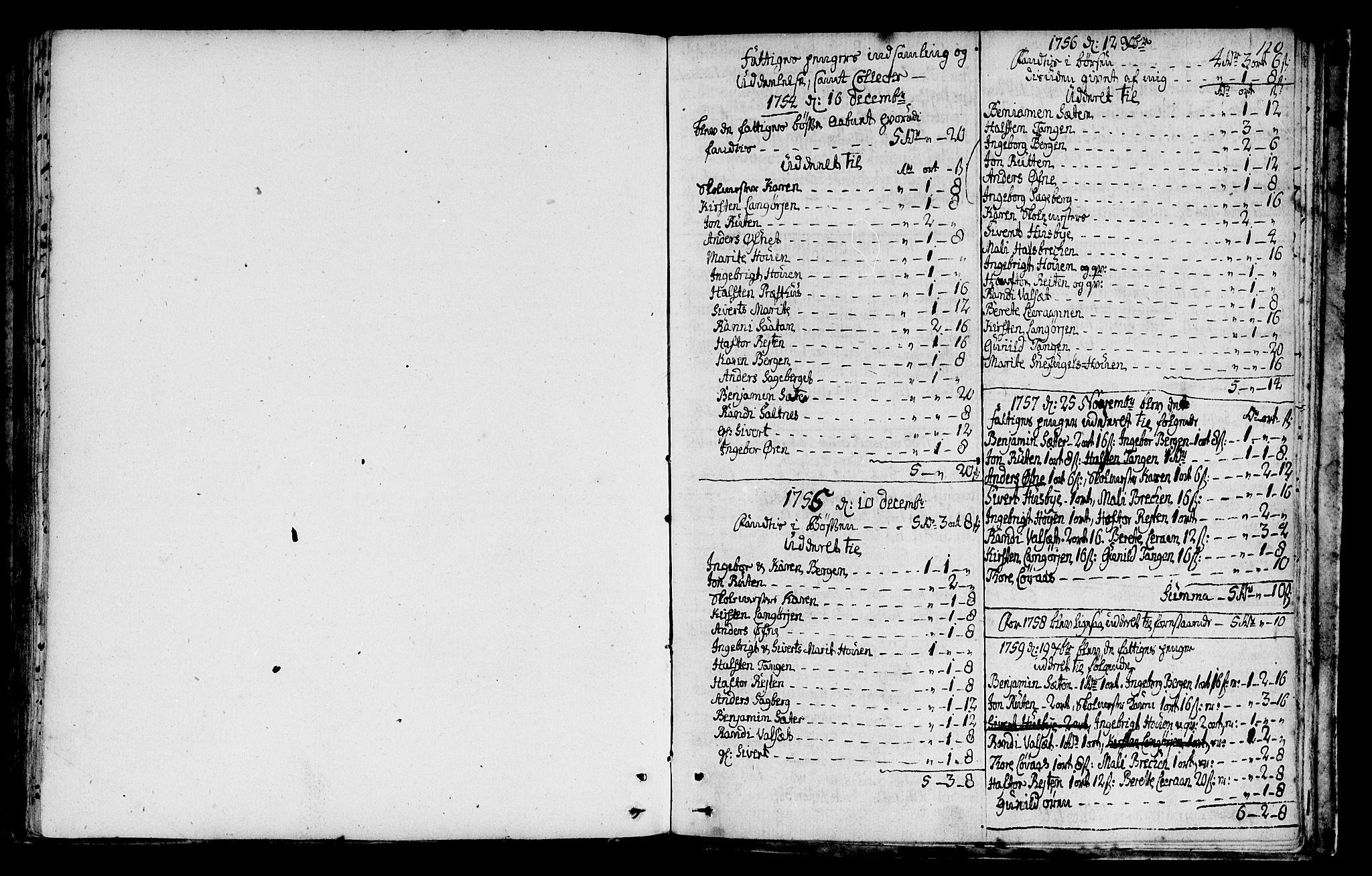 SAT, Ministerialprotokoller, klokkerbøker og fødselsregistre - Sør-Trøndelag, 666/L0784: Ministerialbok nr. 666A02, 1754-1802, s. 120