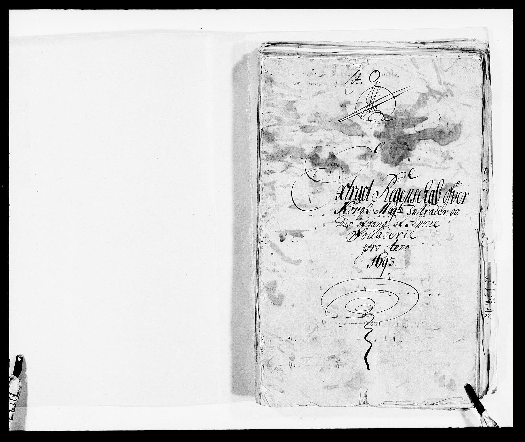 RA, Rentekammeret inntil 1814, Reviderte regnskaper, Fogderegnskap, R68/L4752: Fogderegnskap Senja og Troms, 1691-1693, s. 325