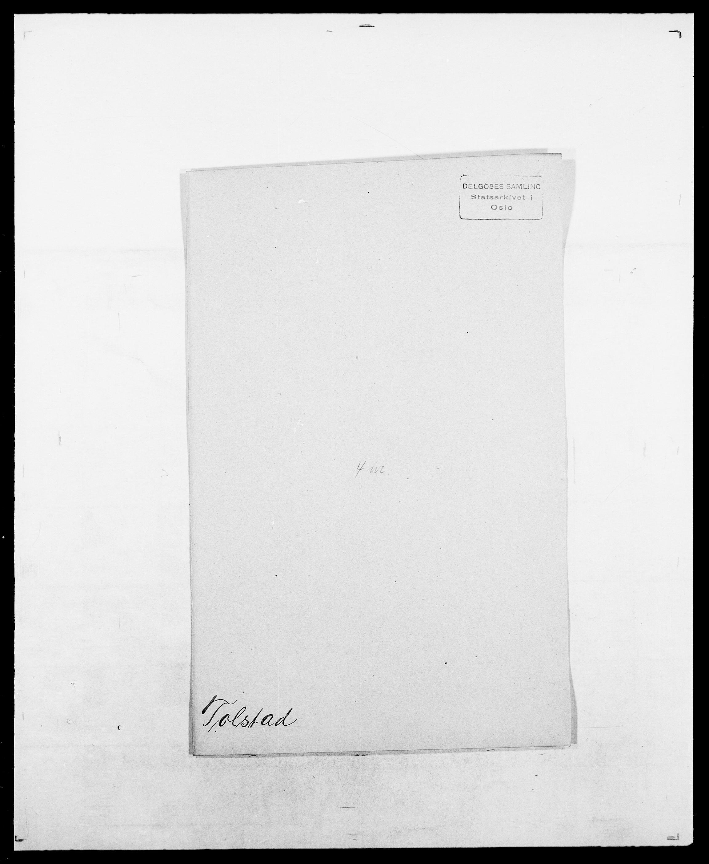 SAO, Delgobe, Charles Antoine - samling, D/Da/L0039: Thorsen - Urup, s. 125