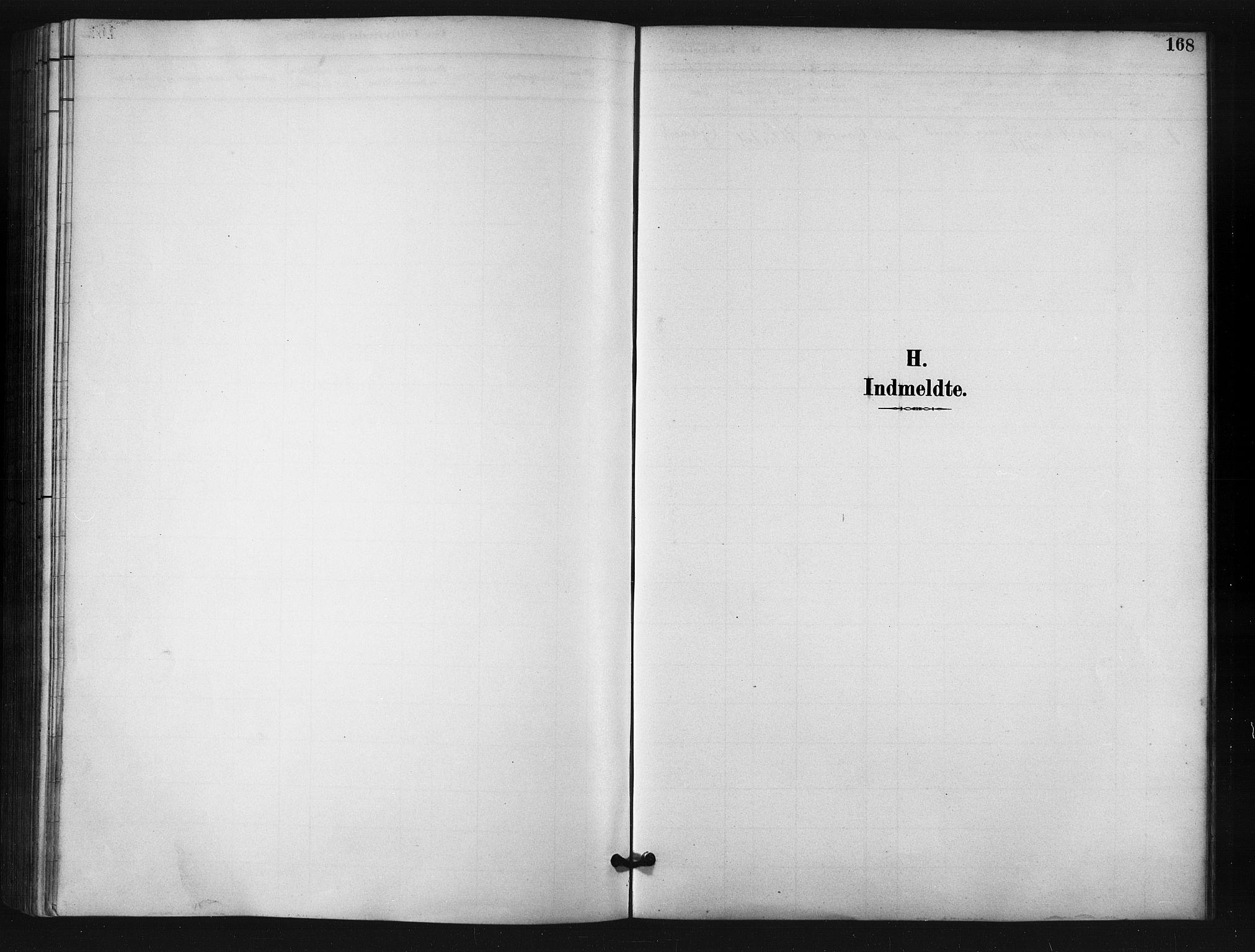 SATØ, Salangen sokneprestembete, H/Ha/L0001klokker: Klokkerbok nr. 1, 1893-1910, s. 168