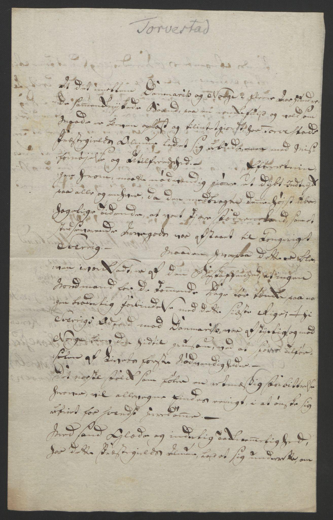 RA, Statsrådssekretariatet, D/Db/L0008: Fullmakter for Eidsvollsrepresentantene i 1814. , 1814, s. 258