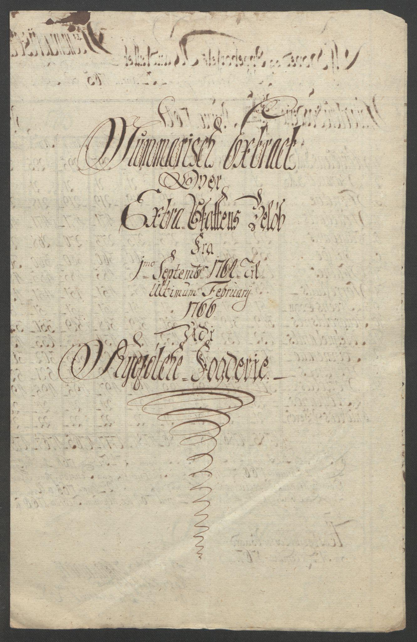 RA, Rentekammeret inntil 1814, Reviderte regnskaper, Fogderegnskap, R47/L2972: Ekstraskatten Ryfylke, 1762-1780, s. 60