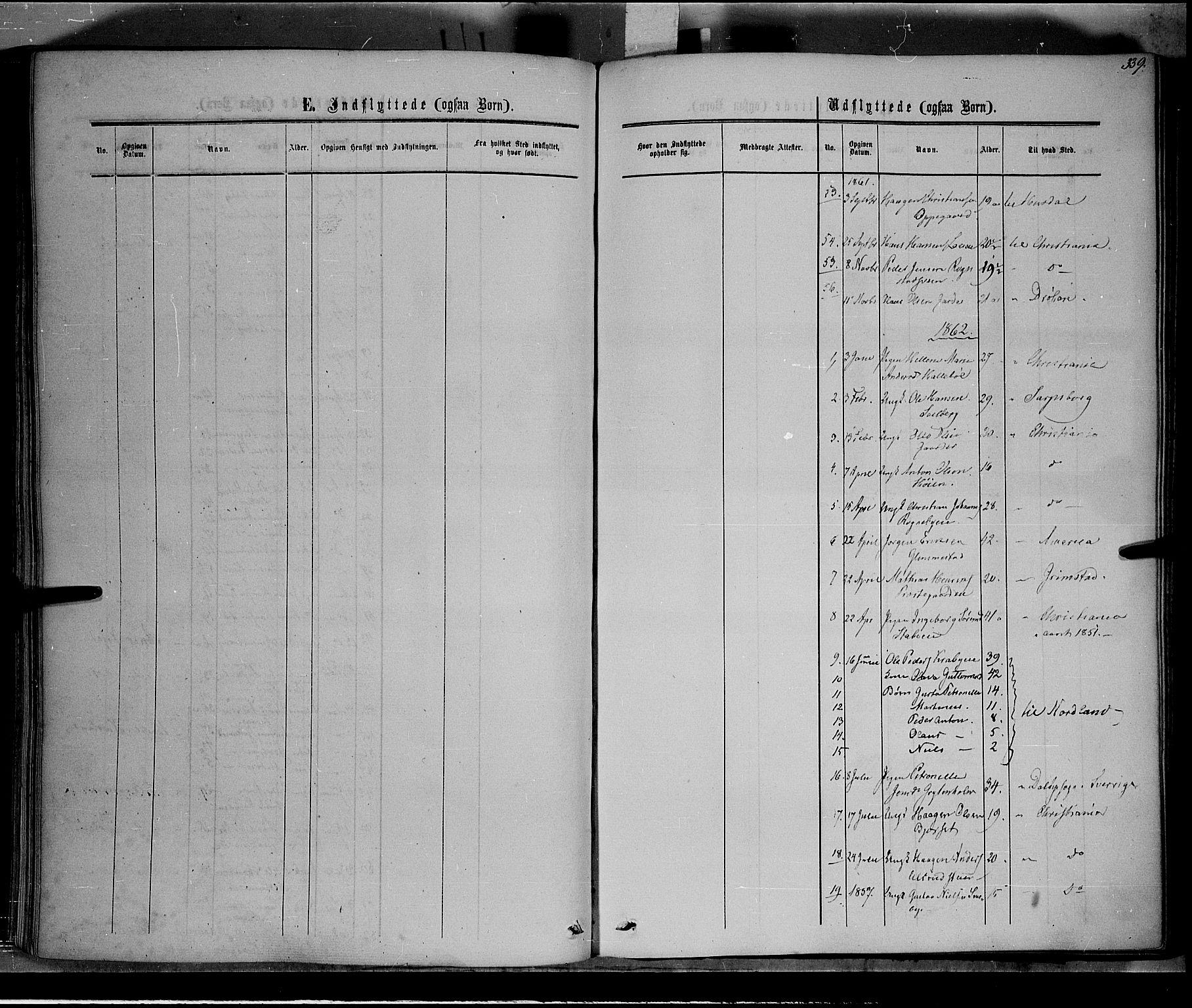 SAH, Østre Toten prestekontor, Ministerialbok nr. 4, 1857-1865, s. 339