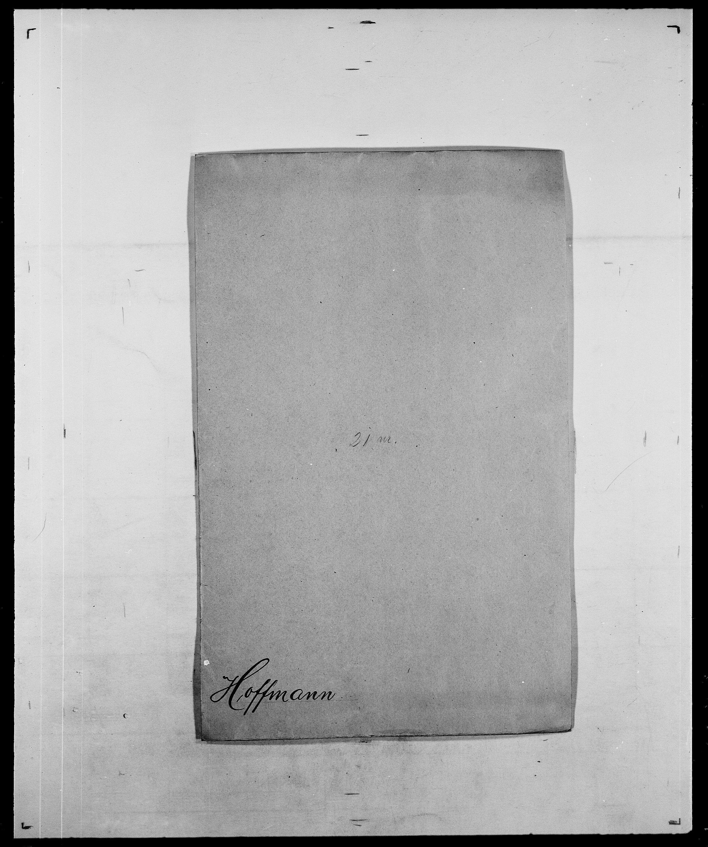 SAO, Delgobe, Charles Antoine - samling, D/Da/L0018: Hoch - Howert, s. 62