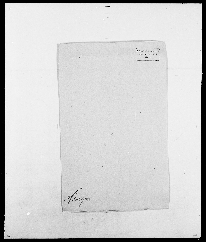 SAO, Delgobe, Charles Antoine - samling, D/Da/L0018: Hoch - Howert, s. 940