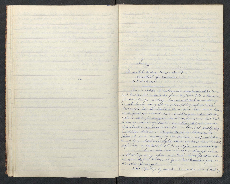 RA, Det Norske Studentersamfund, X/Xa/L0018, 1907-1915, s. 18