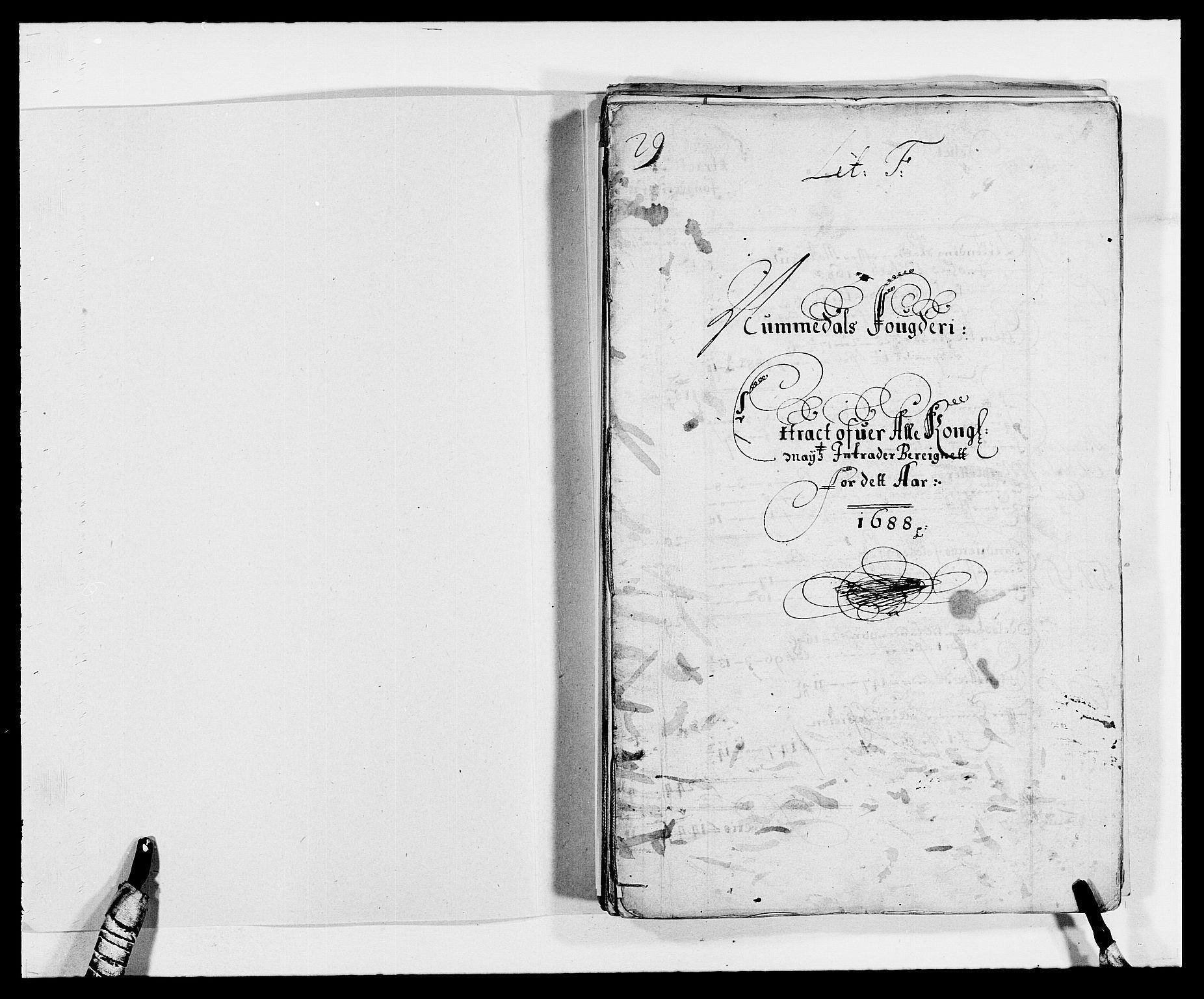 RA, Rentekammeret inntil 1814, Reviderte regnskaper, Fogderegnskap, R64/L4422: Fogderegnskap Namdal, 1687-1689, s. 92