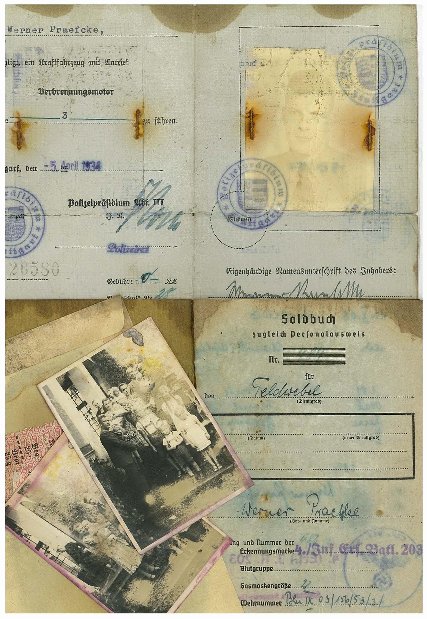 RA, Forsvaret, Forsvarets krigshistoriske avdeling, Y/Ye/L0182: II-C-11-1110  -  1. sjøforsvarsdistrikt., 1940, s. 1