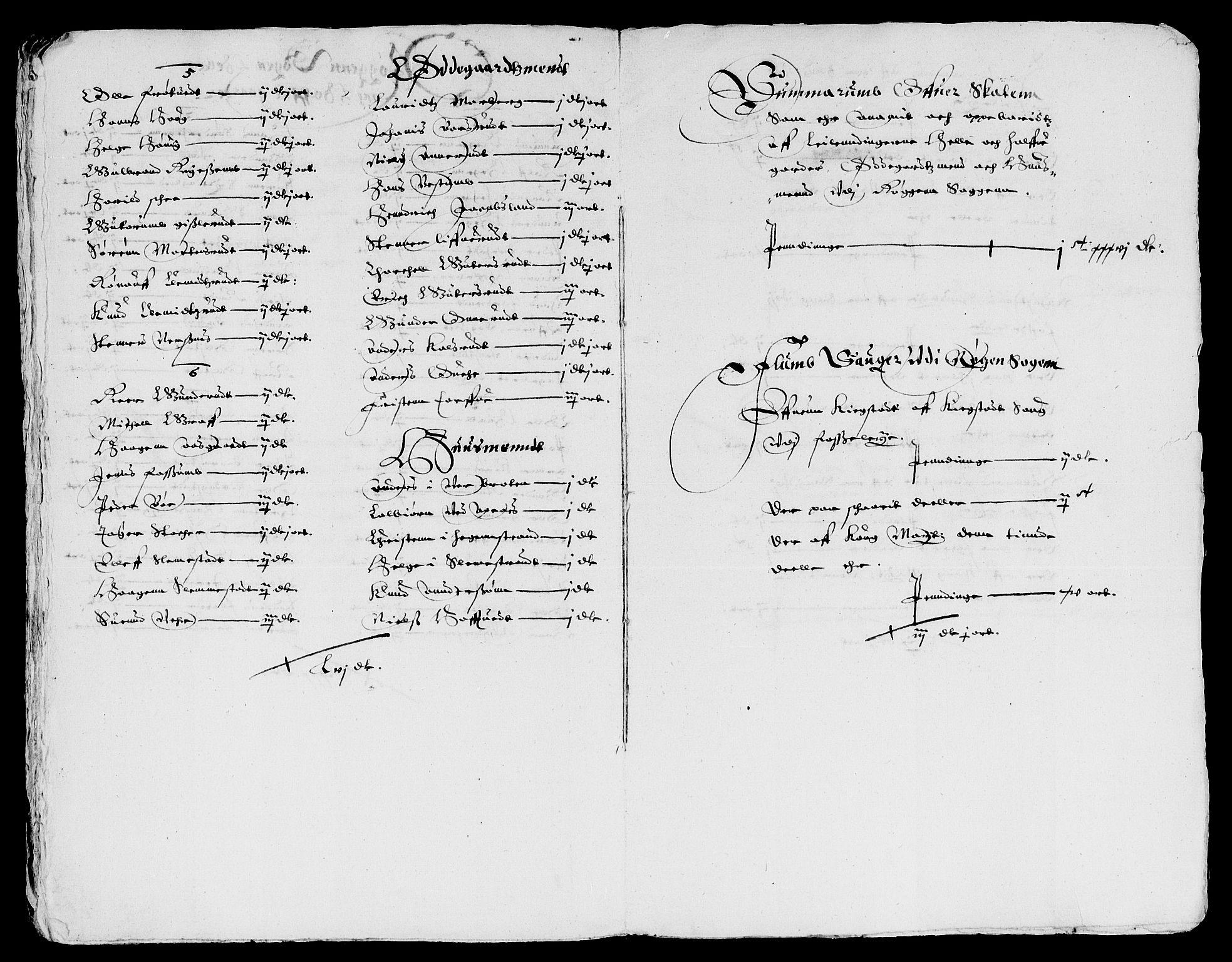 RA, Rentekammeret inntil 1814, Reviderte regnskaper, Lensregnskaper, R/Rb/Rba/L0111: Akershus len, 1632-1633