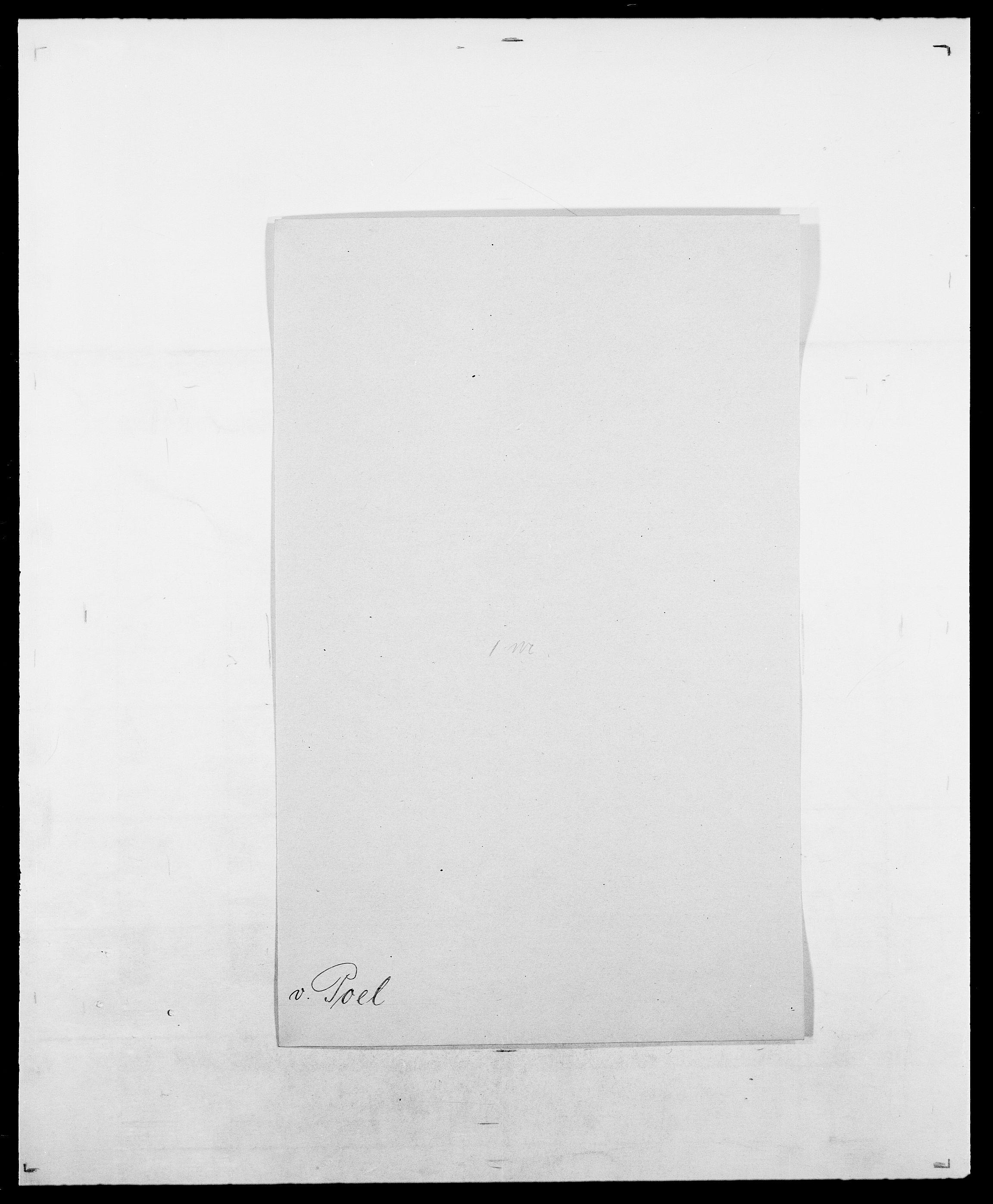 SAO, Delgobe, Charles Antoine - samling, D/Da/L0031: de Place - Raaum, s. 158