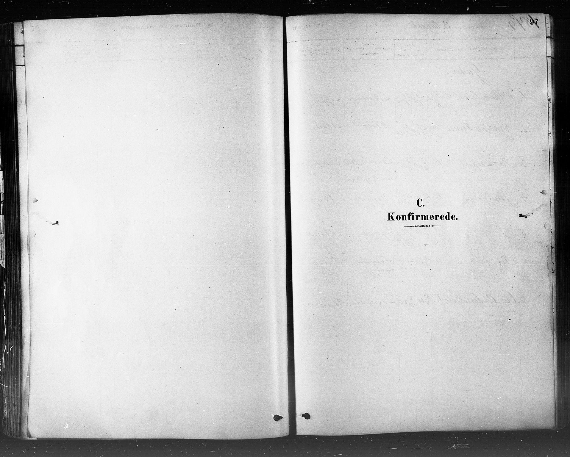 SATØ, Loppa sokneprestkontor, H/Ha/L0006kirke: Ministerialbok nr. 6, 1879-1895, s. 97