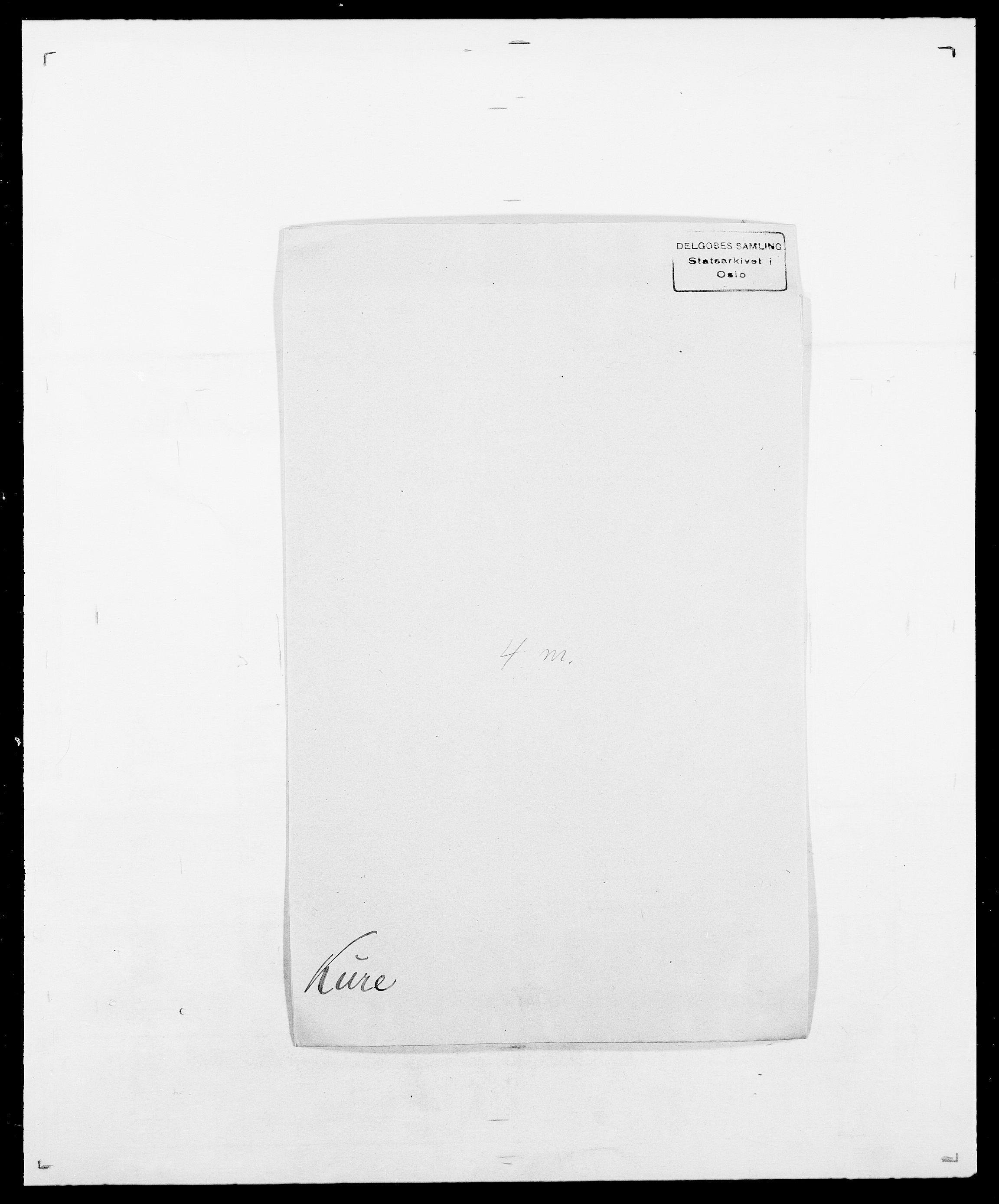 SAO, Delgobe, Charles Antoine - samling, D/Da/L0022: Krog - Lasteen, s. 221