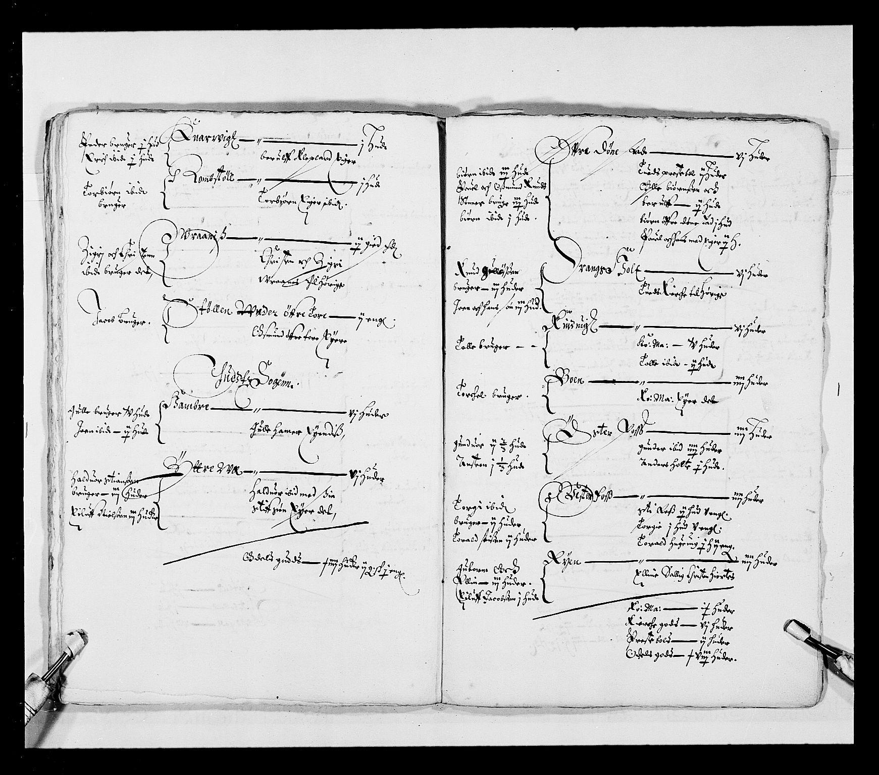 RA, Stattholderembetet 1572-1771, Ek/L0023: Jordebøker 1633-1658:, 1648-1649, s. 80