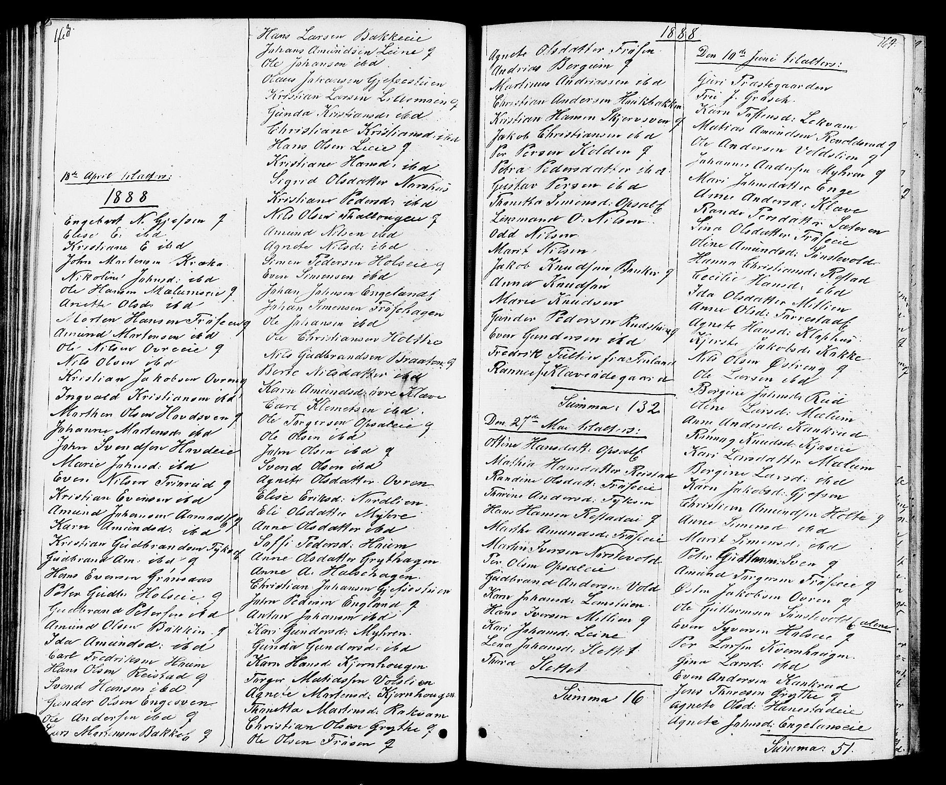 SAH, Østre Gausdal prestekontor, Klokkerbok nr. 1, 1863-1893, s. 163-164