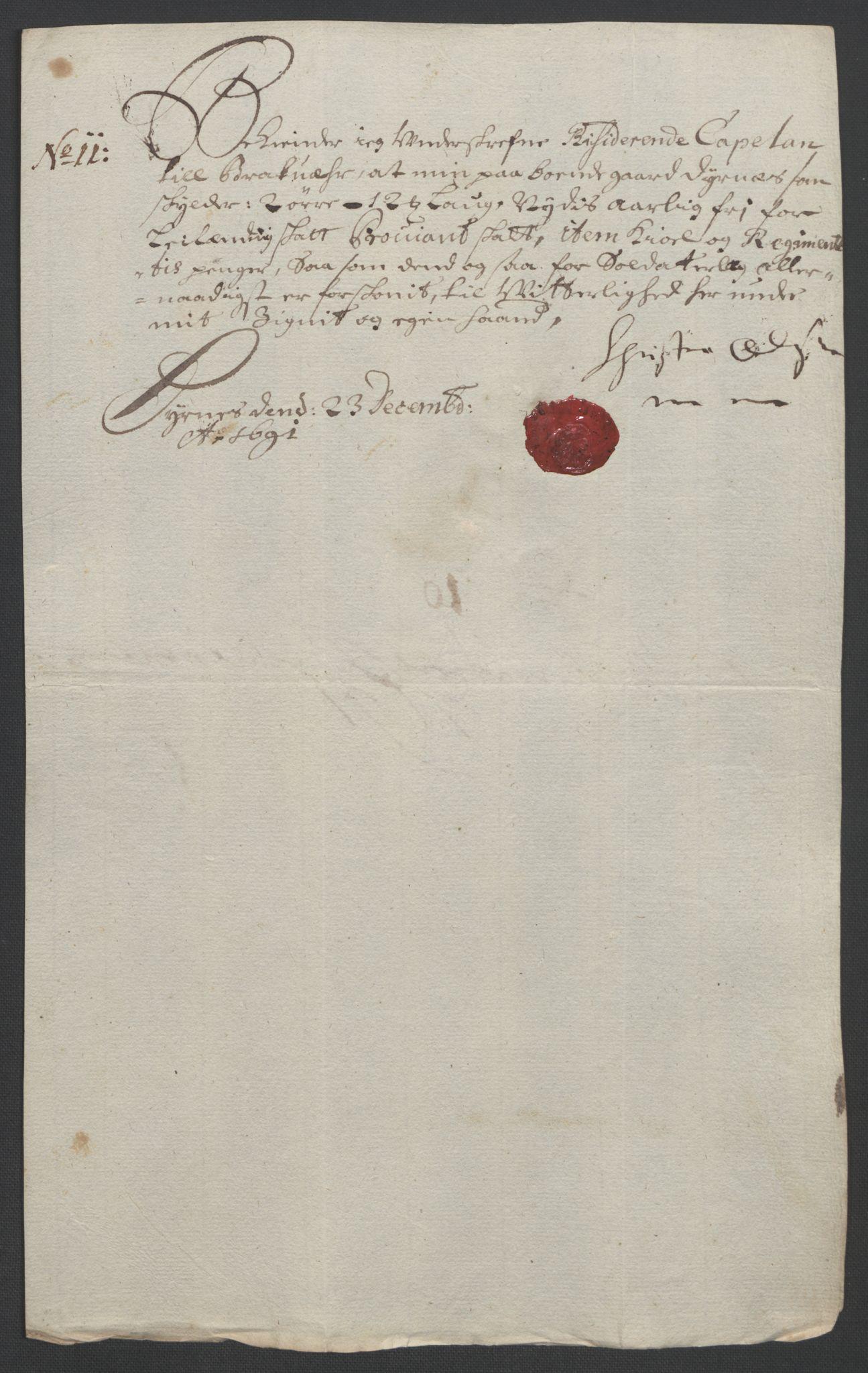 RA, Rentekammeret inntil 1814, Reviderte regnskaper, Fogderegnskap, R56/L3734: Fogderegnskap Nordmøre, 1690-1691, s. 421