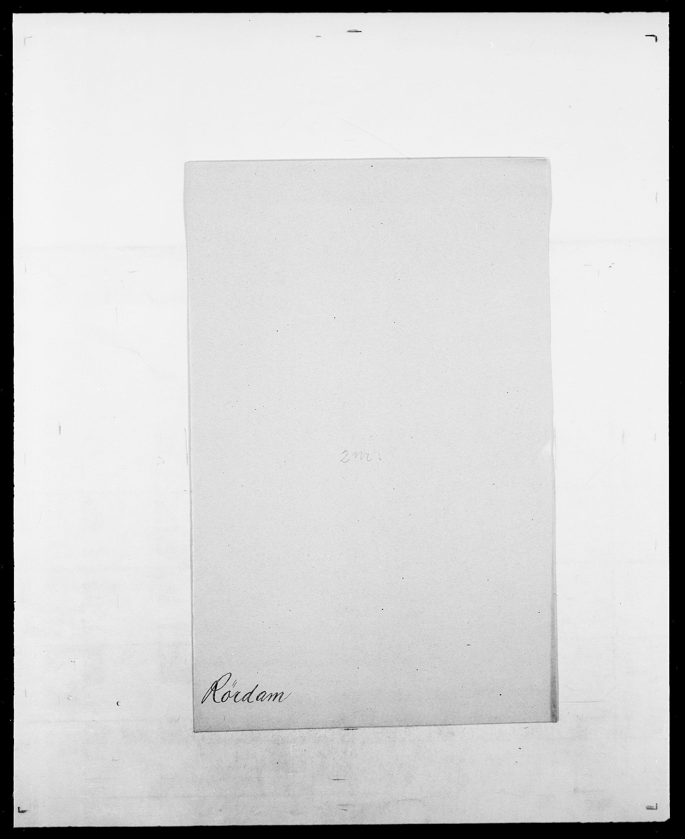 SAO, Delgobe, Charles Antoine - samling, D/Da/L0033: Roald - Røyem, s. 800