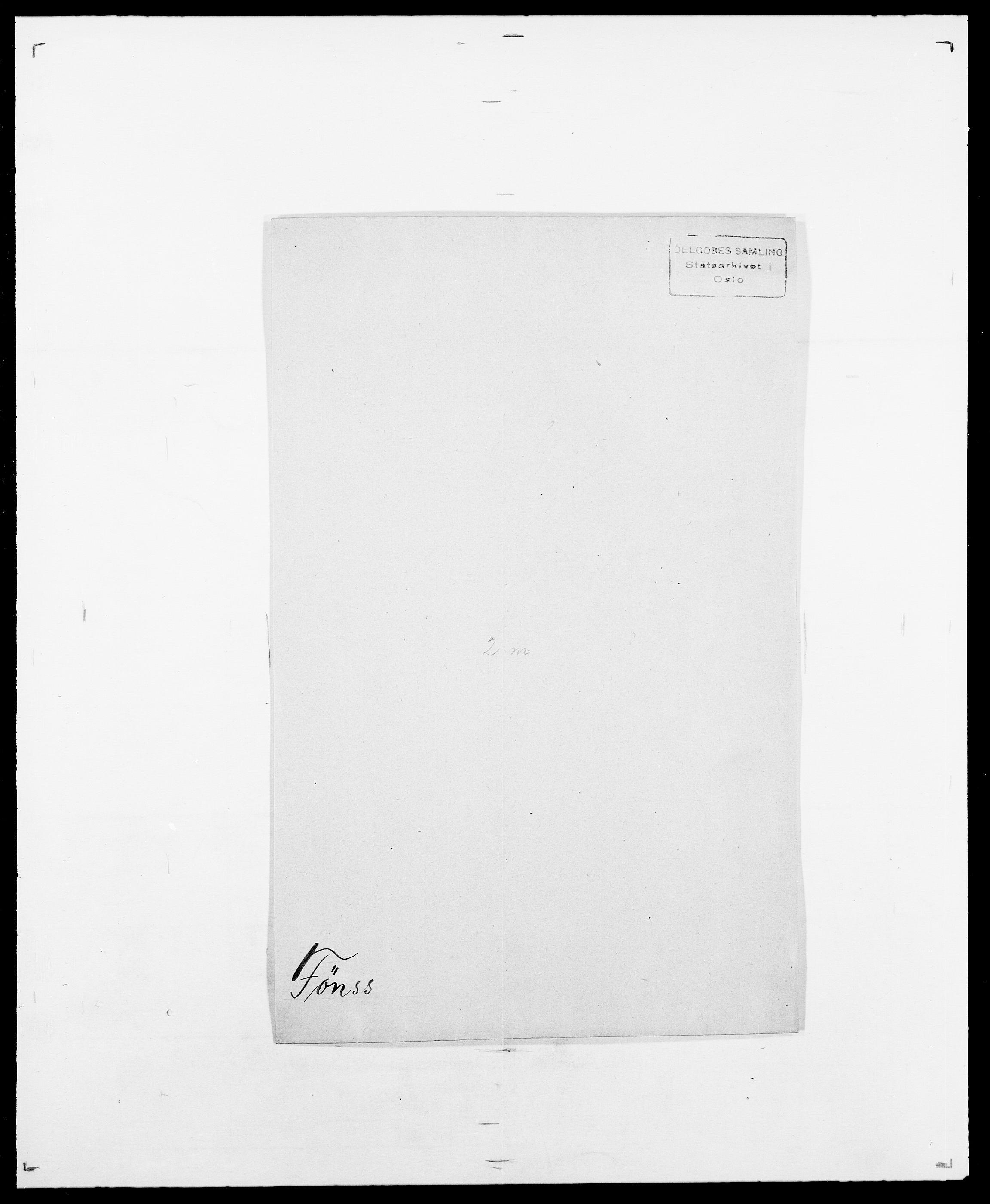 SAO, Delgobe, Charles Antoine - samling, D/Da/L0013: Forbos - Geving, s. 290