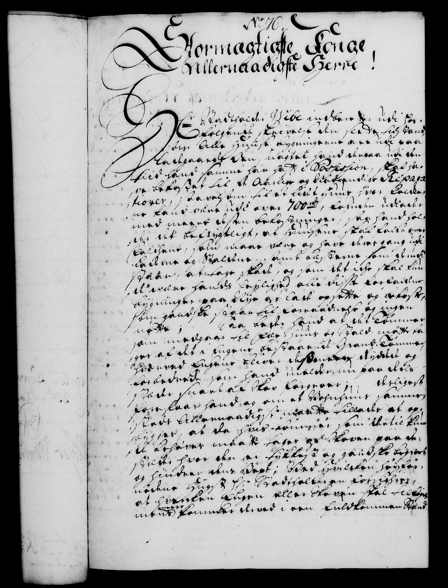 RA, Rentekammeret, Kammerkanselliet, G/Gf/Gfa/L0012: Norsk relasjons- og resolusjonsprotokoll (merket RK 52.12), 1729, s. 390