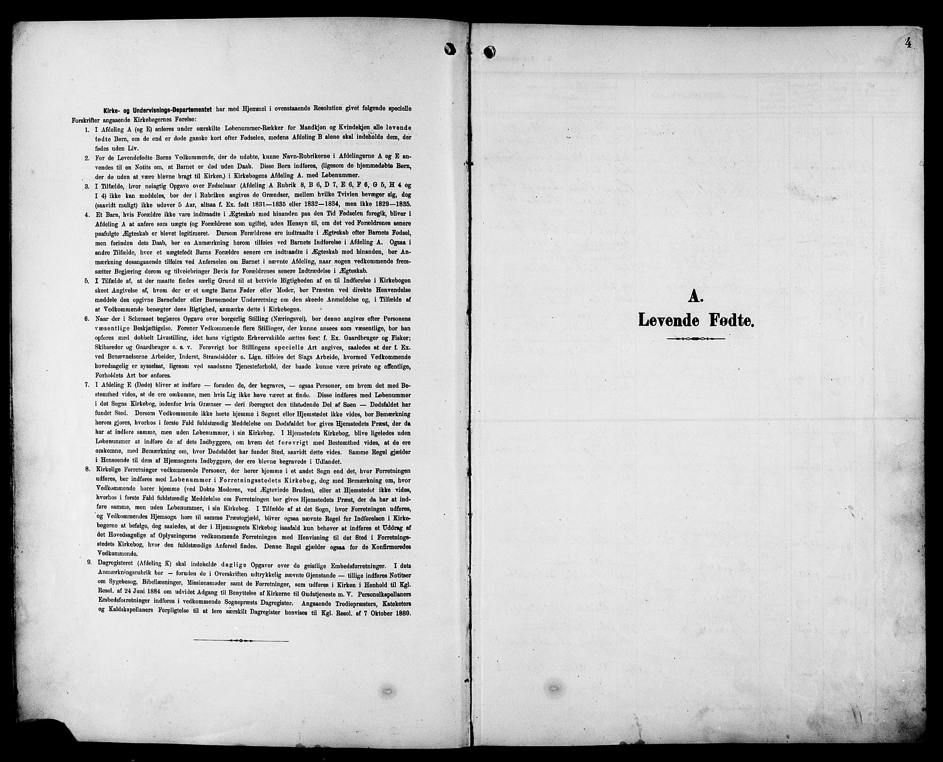 SAT, Ministerialprotokoller, klokkerbøker og fødselsregistre - Sør-Trøndelag, 692/L1112: Klokkerbok nr. 692C07, 1904-1918, s. 4