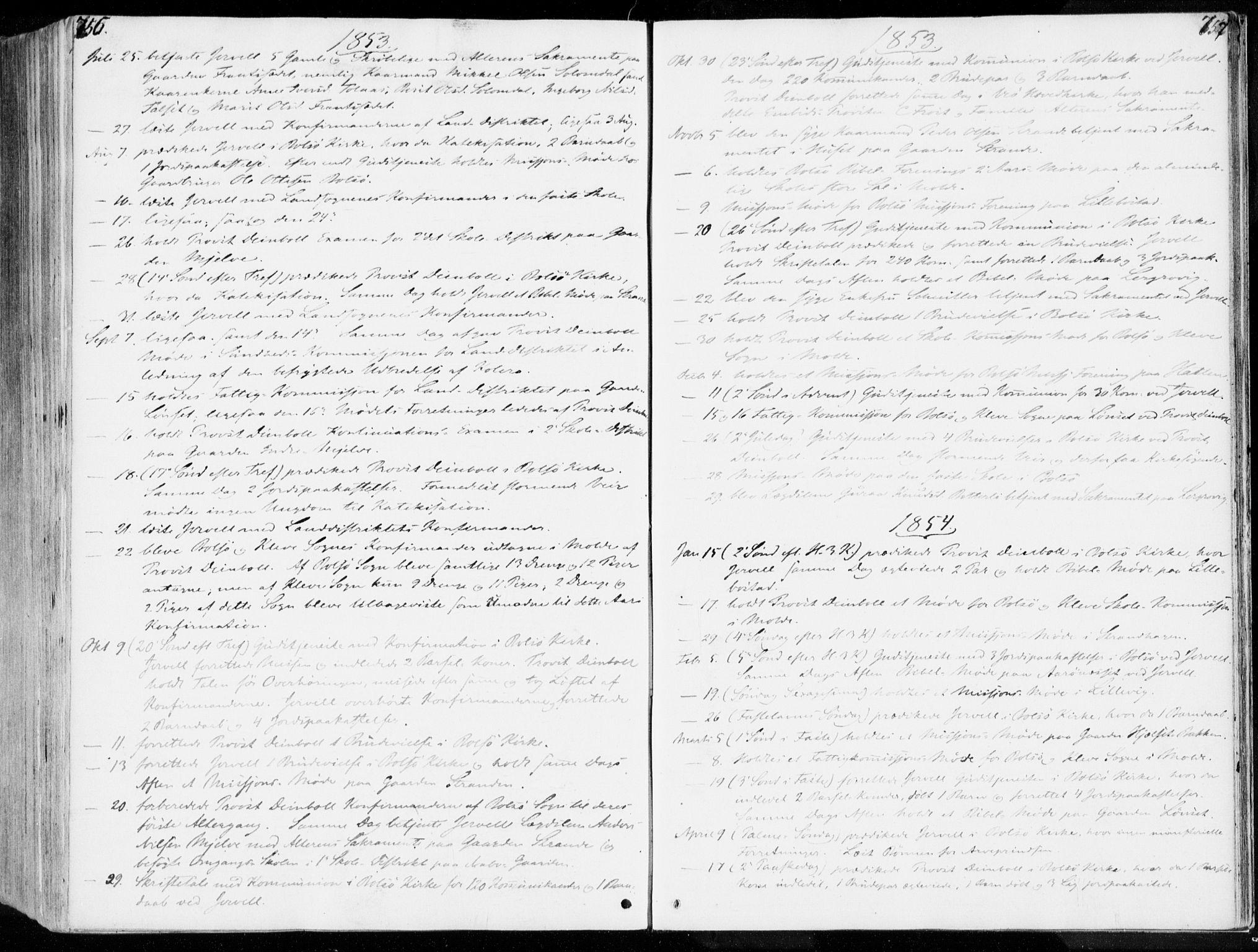 SAT, Ministerialprotokoller, klokkerbøker og fødselsregistre - Møre og Romsdal, 555/L0653: Ministerialbok nr. 555A04, 1843-1869, s. 756-757