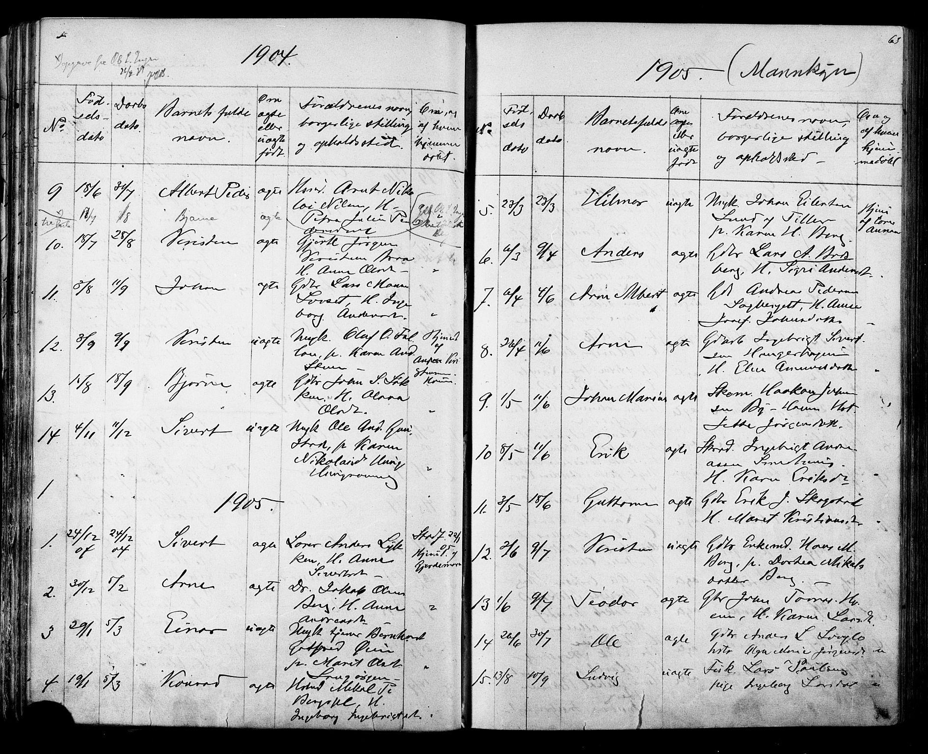 SAT, Ministerialprotokoller, klokkerbøker og fødselsregistre - Sør-Trøndelag, 612/L0387: Klokkerbok nr. 612C03, 1874-1908, s. 63
