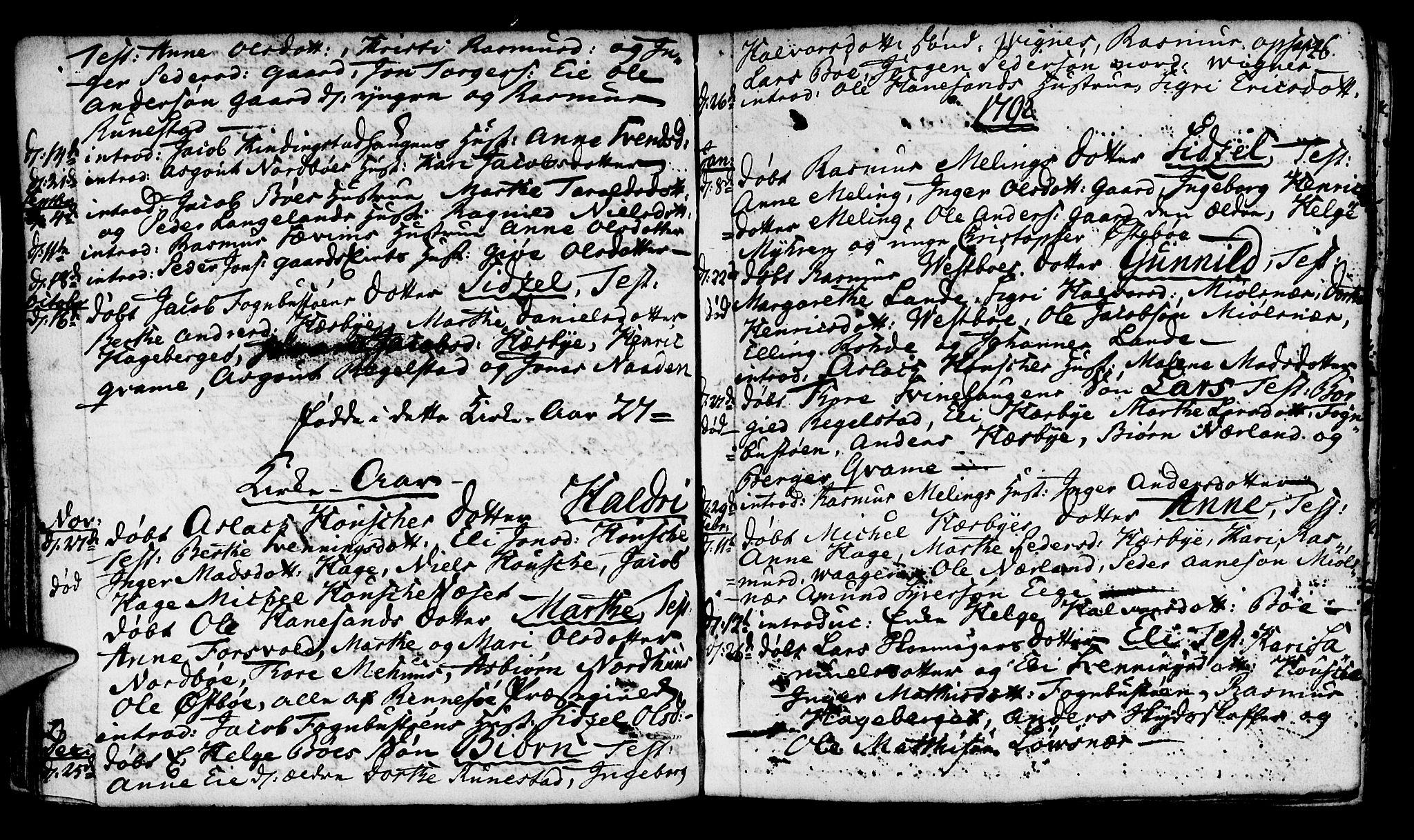 SAST, Finnøy sokneprestkontor, H/Ha/Haa/L0005: Ministerialbok nr. A 5, 1773-1816, s. 126