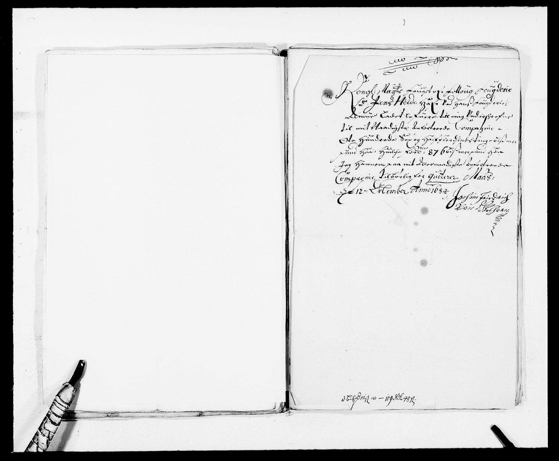 RA, Rentekammeret inntil 1814, Reviderte regnskaper, Fogderegnskap, R09/L0432: Fogderegnskap Follo, 1680-1684, s. 122