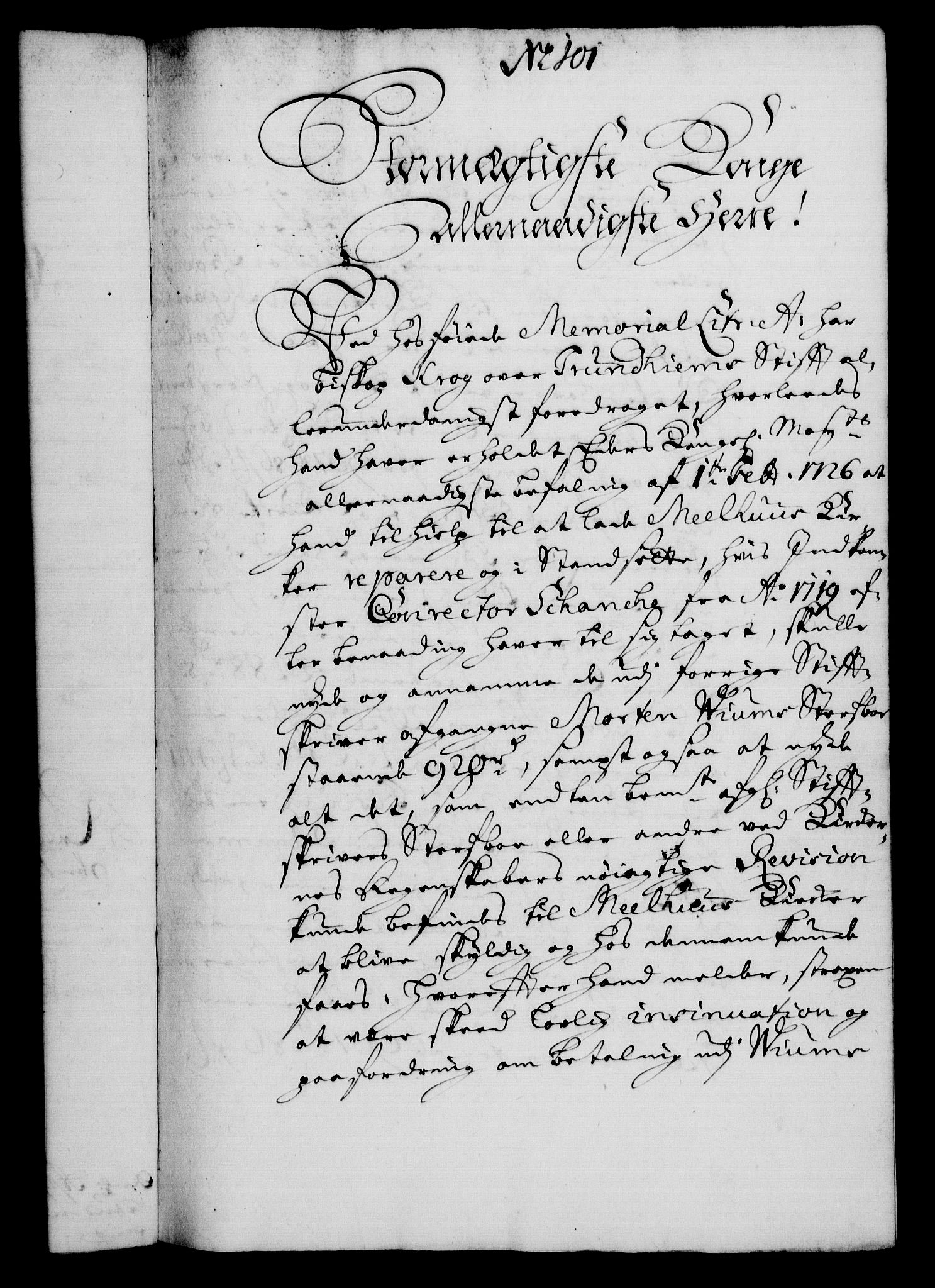 RA, Rentekammeret, Kammerkanselliet, G/Gf/Gfa/L0011: Norsk relasjons- og resolusjonsprotokoll (merket RK 52.11), 1728, s. 709