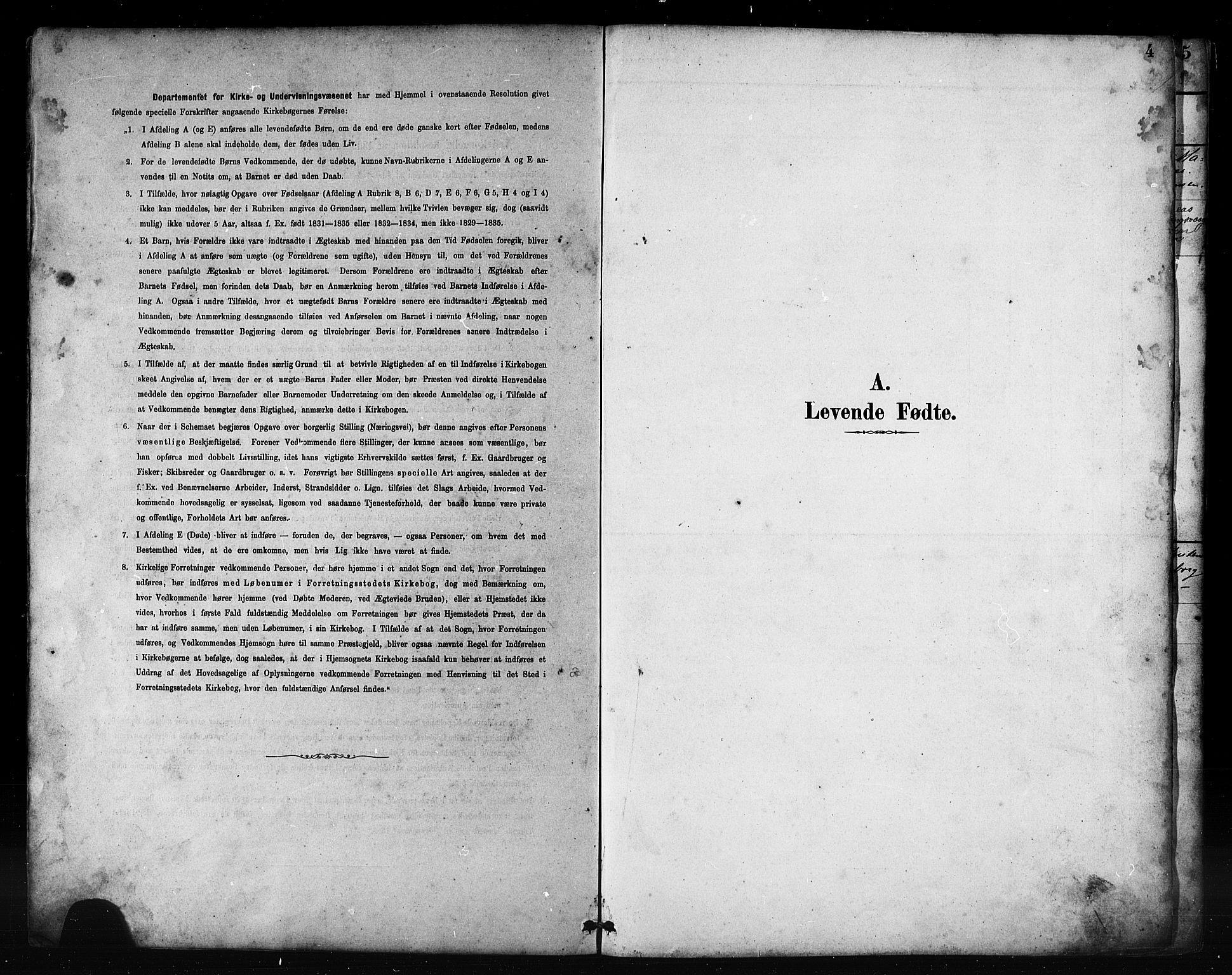SATØ, Kjelvik/Nordkapp sokneprestkontor, J/Ja/L0027: Annen kirkebok nr. 27, 1887-1918, s. 4