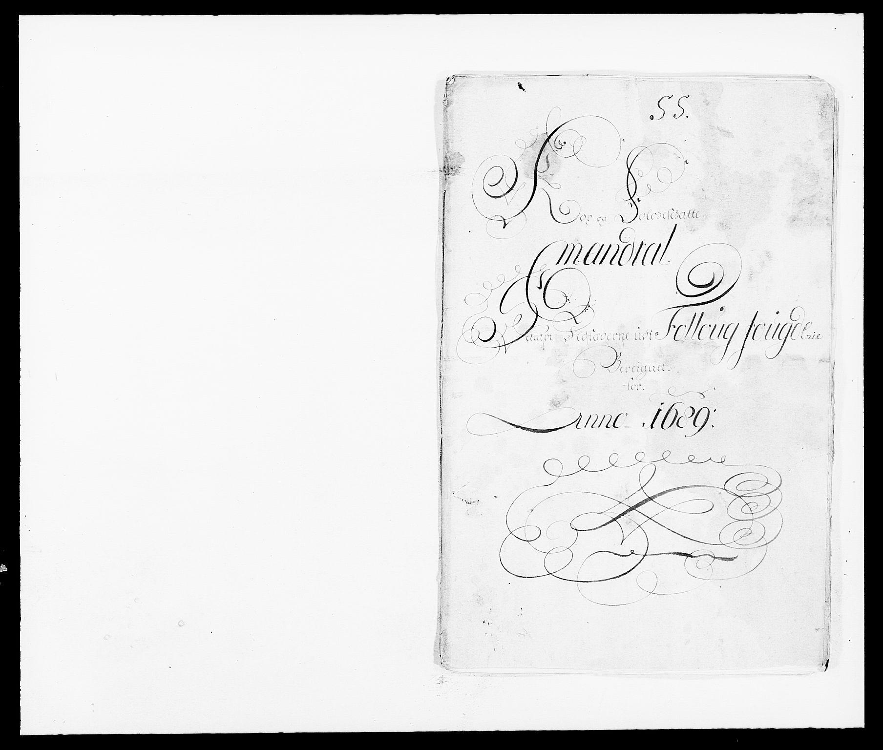 RA, Rentekammeret inntil 1814, Reviderte regnskaper, Fogderegnskap, R09/L0435: Fogderegnskap Follo, 1689-1691, s. 189