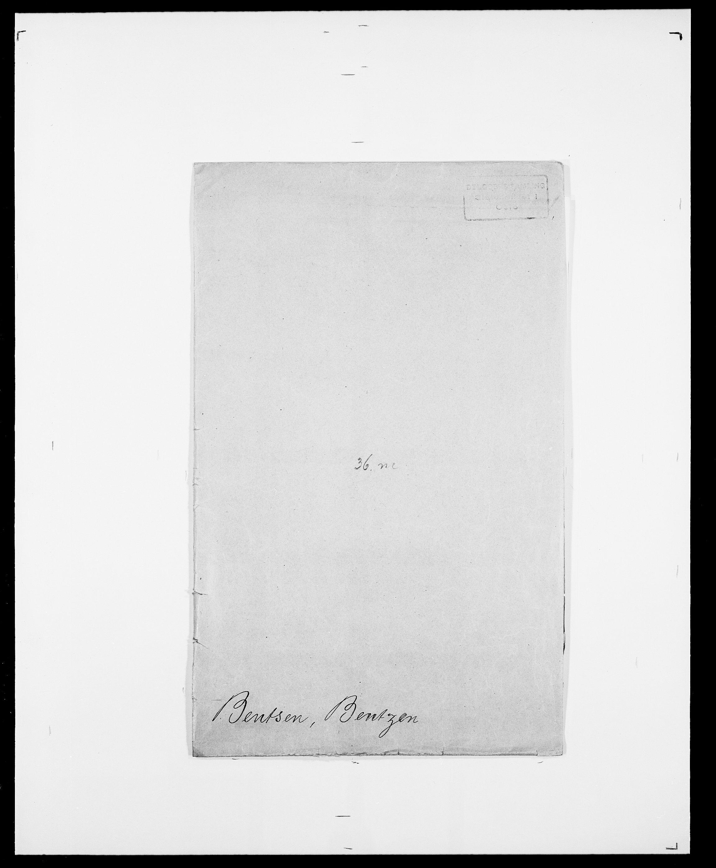 SAO, Delgobe, Charles Antoine - samling, D/Da/L0003: Barca - Bergen, s. 794