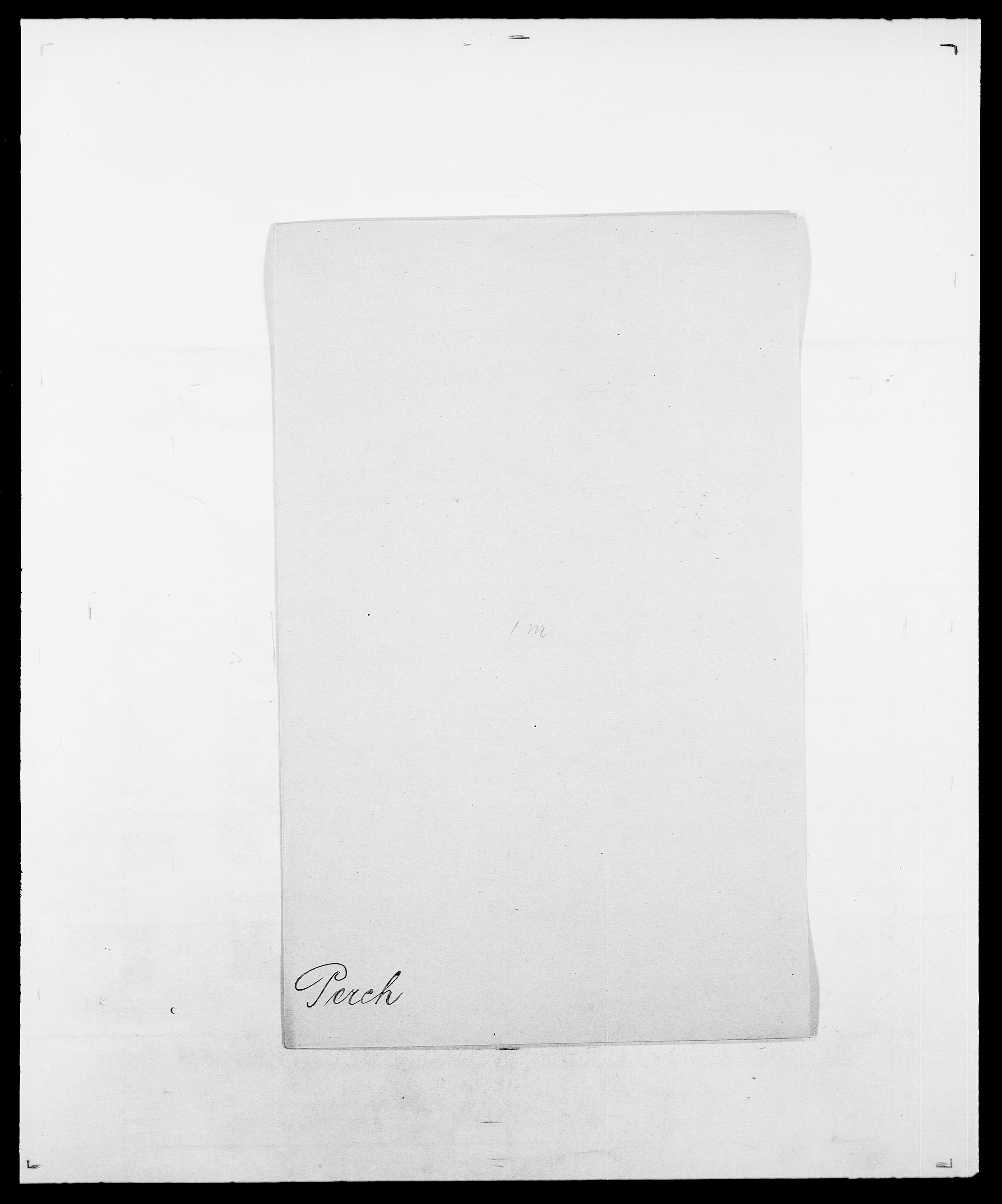 SAO, Delgobe, Charles Antoine - samling, D/Da/L0030: Paars - Pittelkov, s. 363