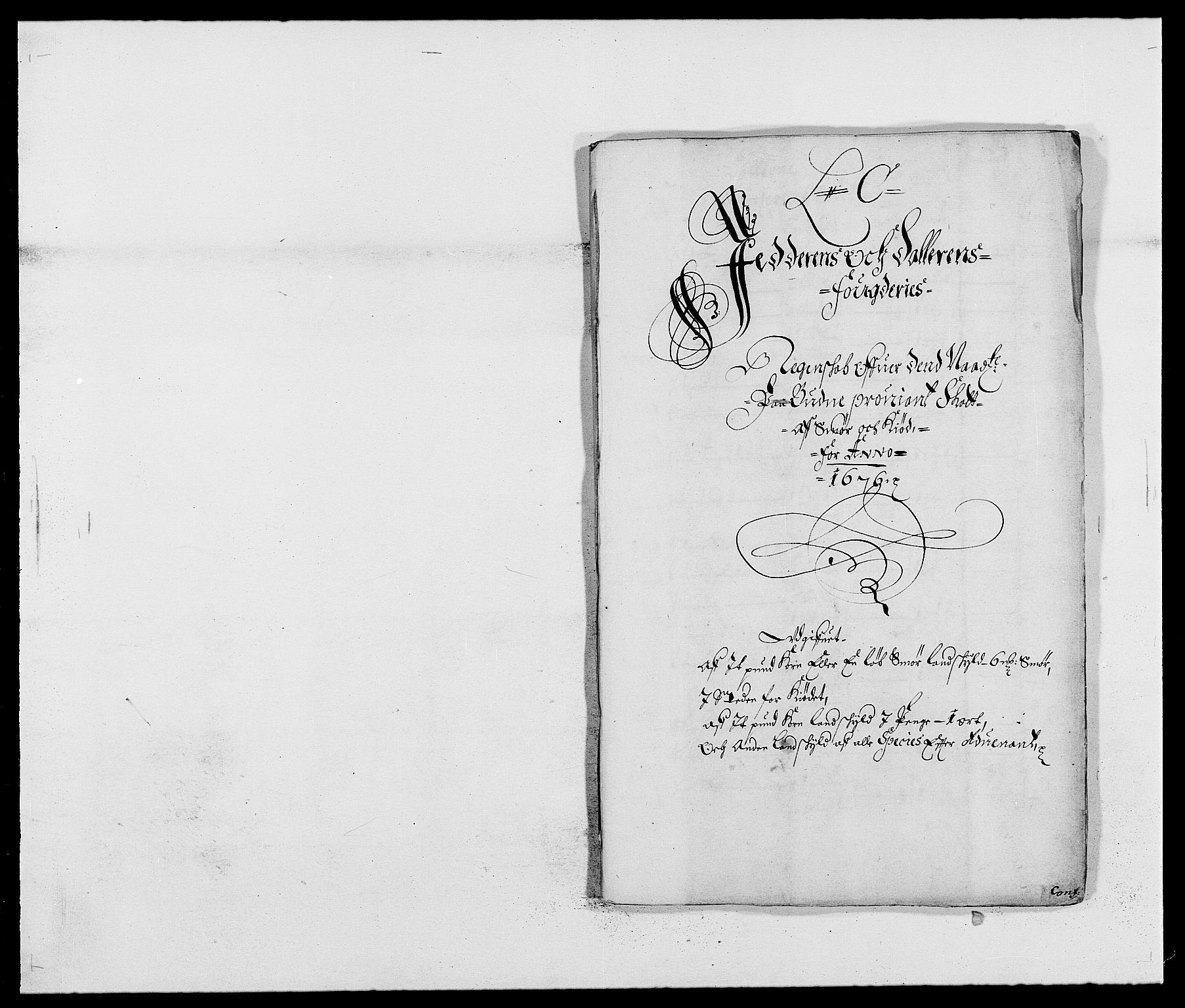 RA, Rentekammeret inntil 1814, Reviderte regnskaper, Fogderegnskap, R46/L2716: Fogderegnskap Jæren og Dalane, 1676, s. 65