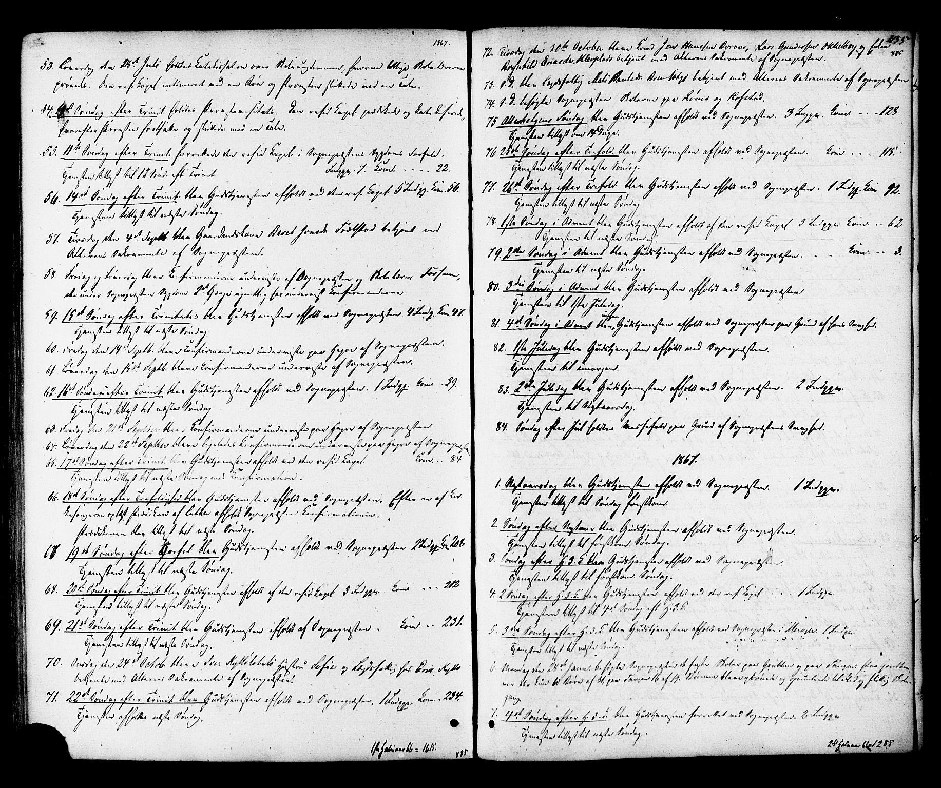 SAT, Ministerialprotokoller, klokkerbøker og fødselsregistre - Nord-Trøndelag, 703/L0029: Ministerialbok nr. 703A02, 1863-1879, s. 235