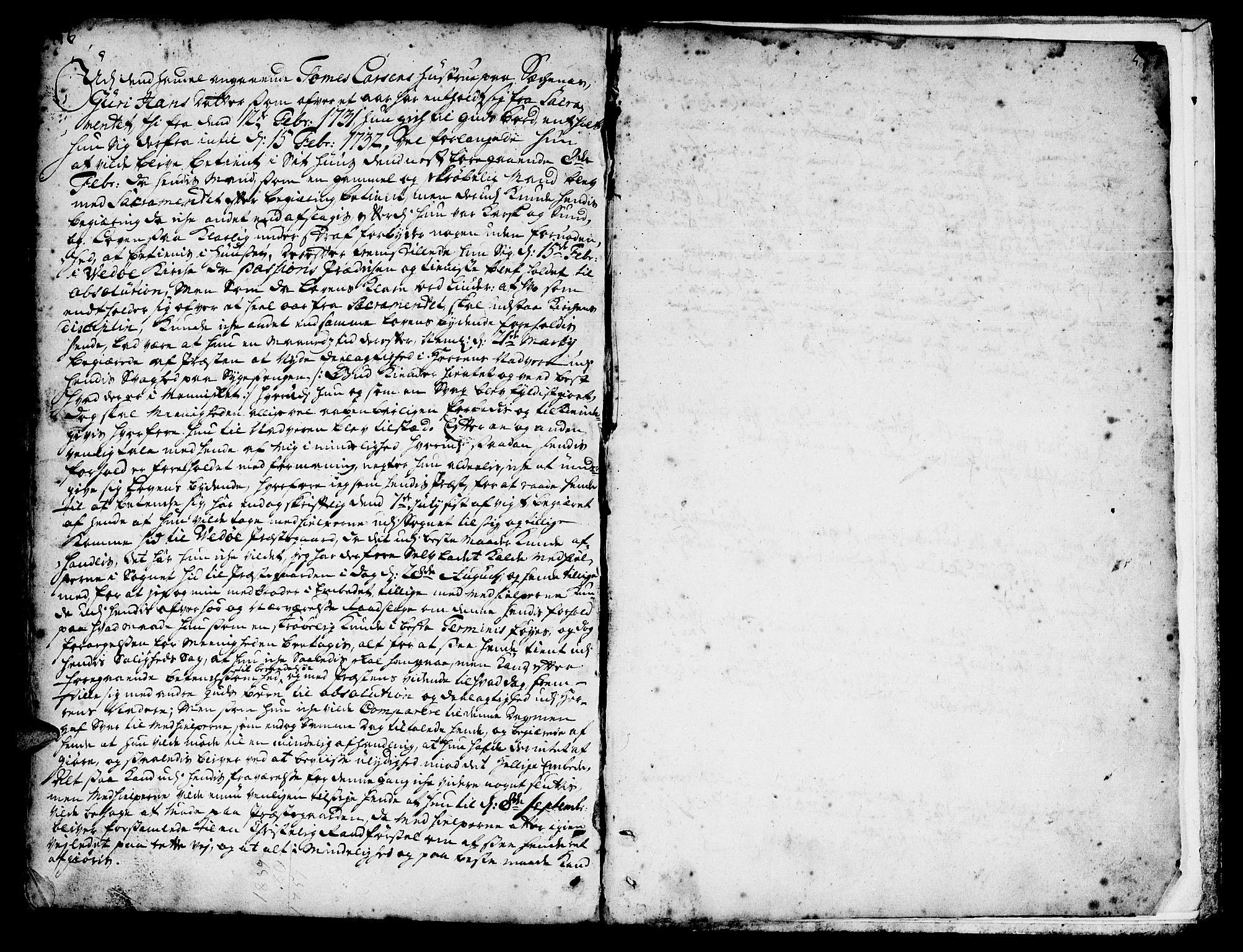 SAT, Ministerialprotokoller, klokkerbøker og fødselsregistre - Møre og Romsdal, 547/L0599: Ministerialbok nr. 547A01, 1721-1764, s. 556-557