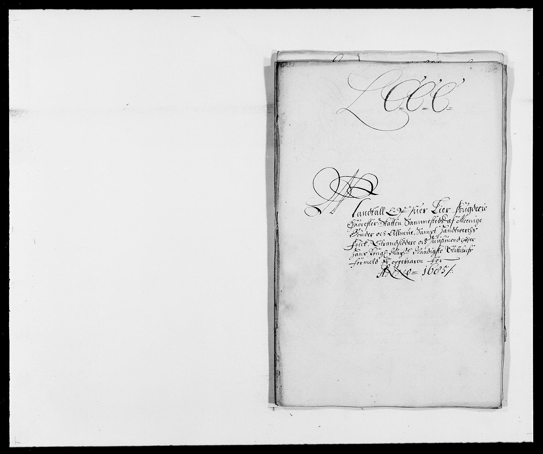 RA, Rentekammeret inntil 1814, Reviderte regnskaper, Fogderegnskap, R27/L1687: Fogderegnskap Lier, 1678-1686, s. 156
