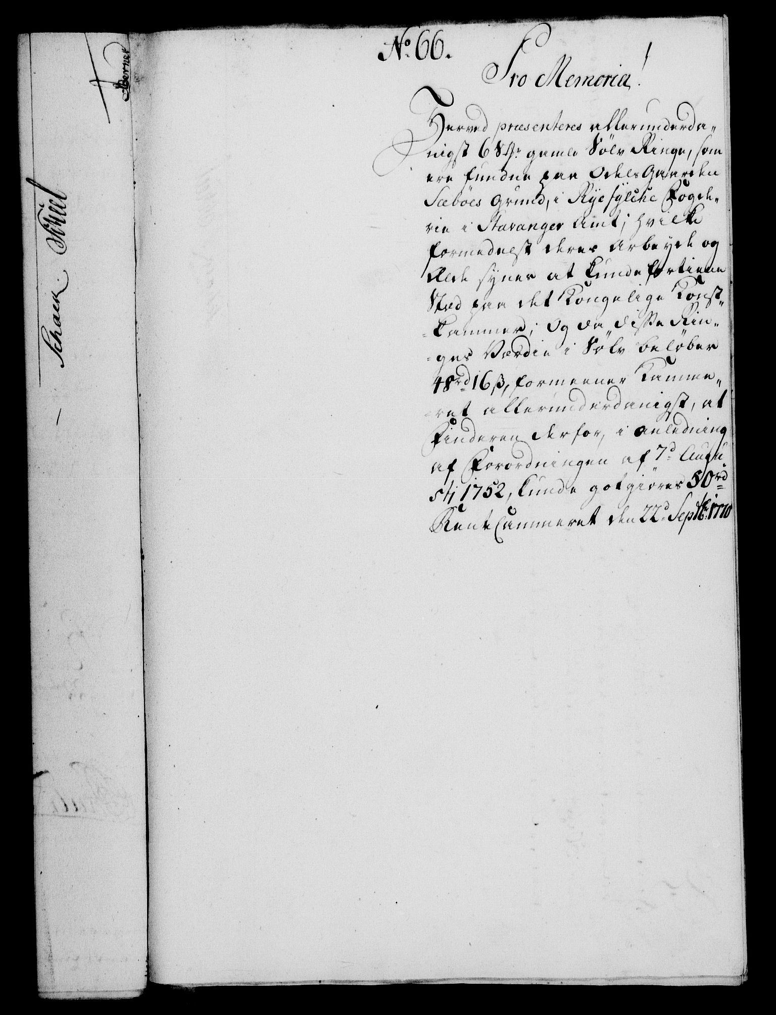RA, Rentekammeret, Kammerkanselliet, G/Gf/Gfa/L0052: Norsk relasjons- og resolusjonsprotokoll (merket RK 52.52), 1770, s. 302