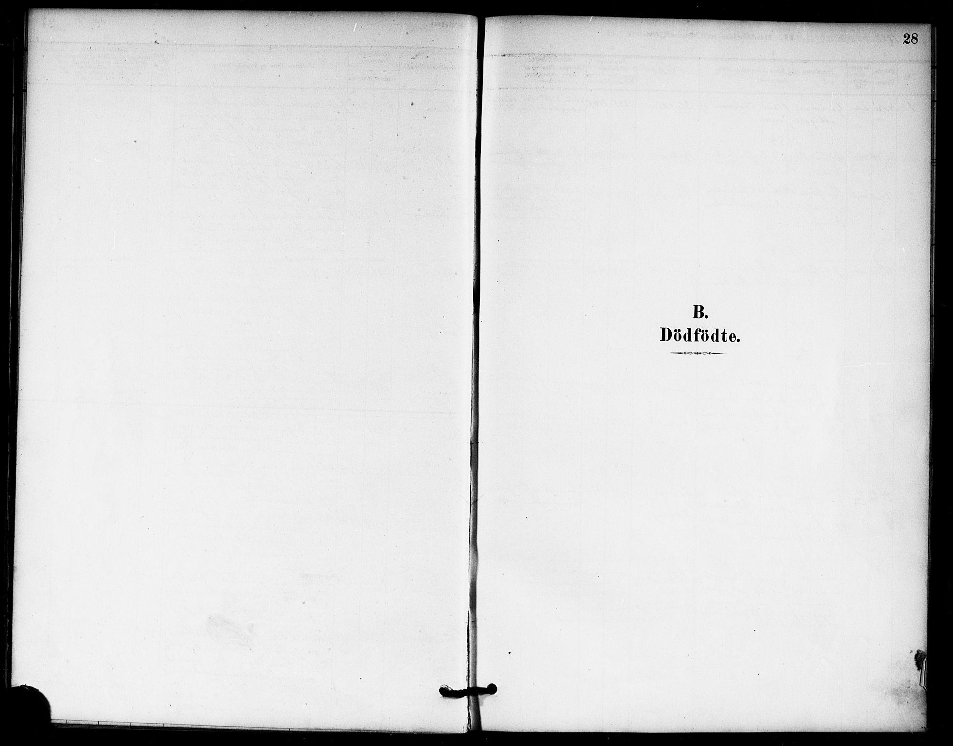 SAO, Nannestad prestekontor Kirkebøker, F/Fb/L0001: Ministerialbok nr. II 1, 1881-1890, s. 28