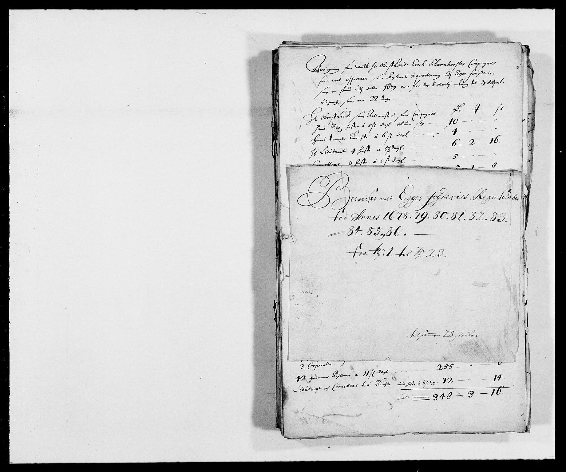 RA, Rentekammeret inntil 1814, Reviderte regnskaper, Fogderegnskap, R26/L1685: Fogderegnskap Eiker, 1679-1686, s. 210