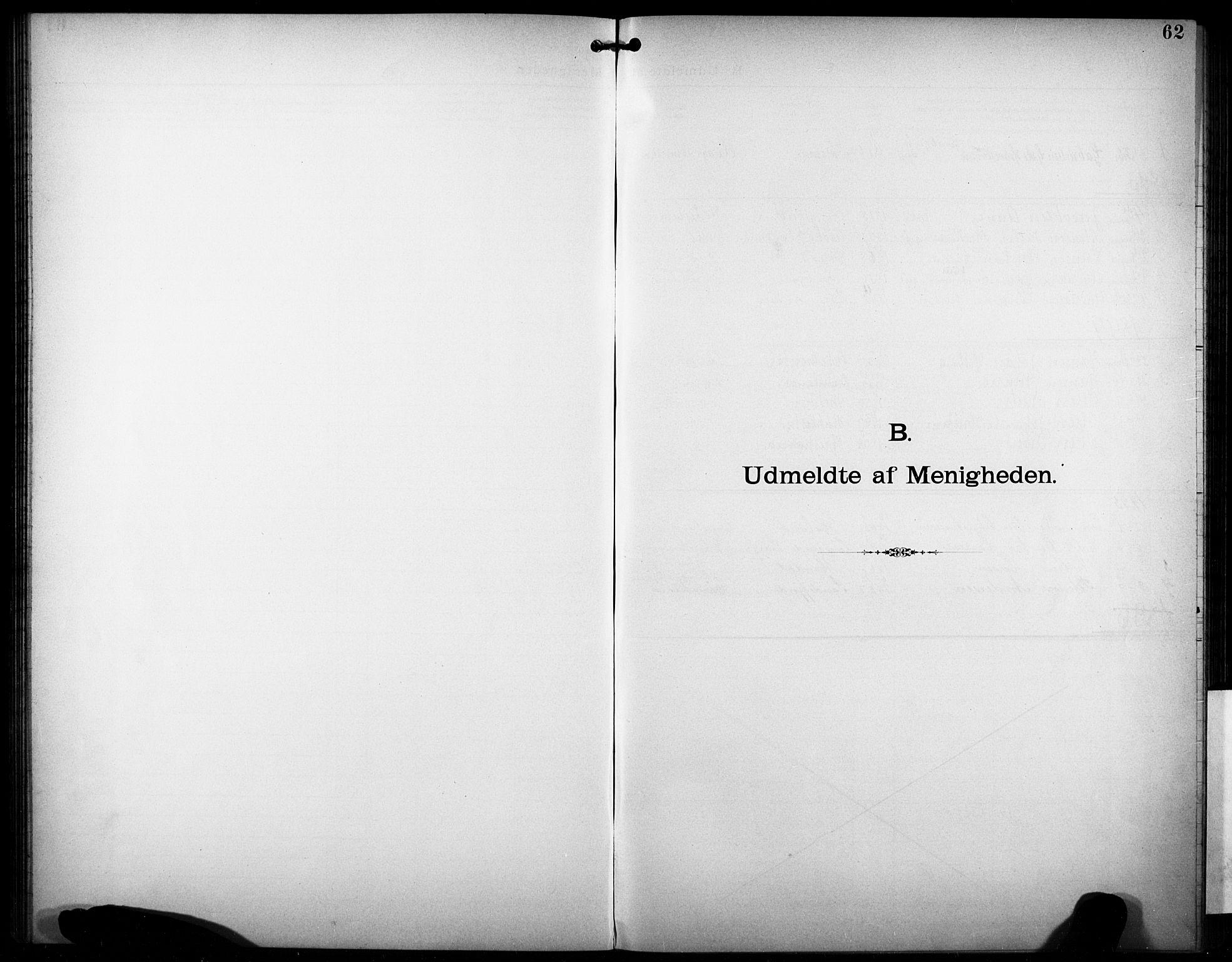 SAKO, Den katolsk-apostoliske menighet i Larvik, F/Fa/L0001: Dissenterprotokoll nr. 1, 1892-1933, s. 62