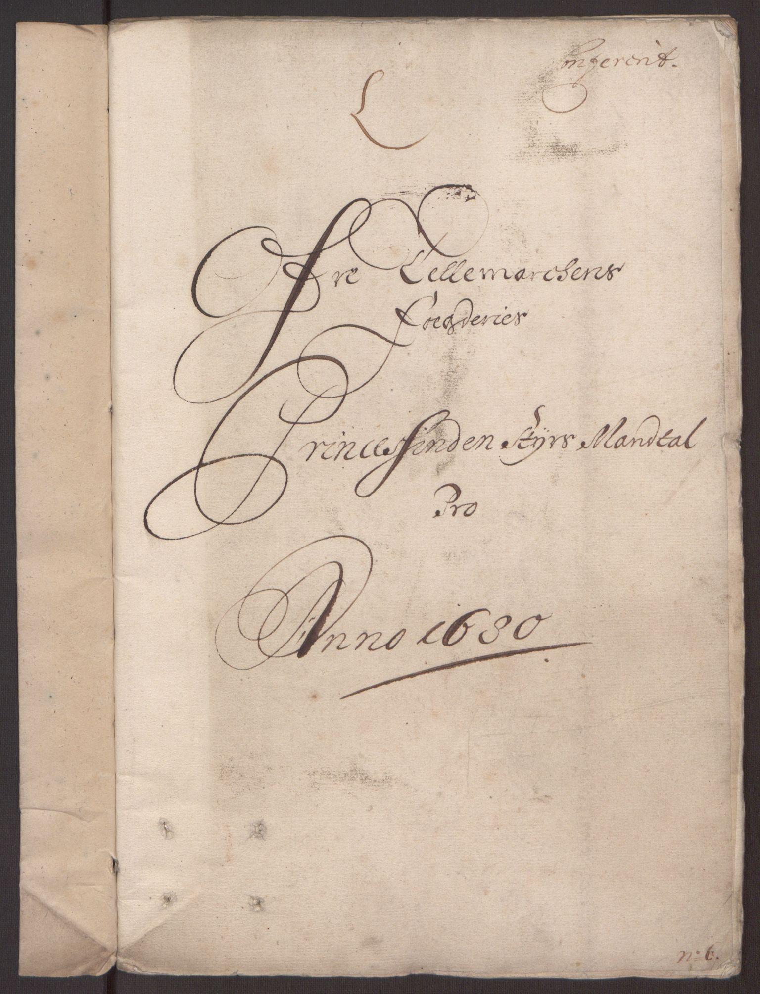 RA, Rentekammeret inntil 1814, Reviderte regnskaper, Fogderegnskap, R35/L2076: Fogderegnskap Øvre og Nedre Telemark, 1680-1684, s. 175