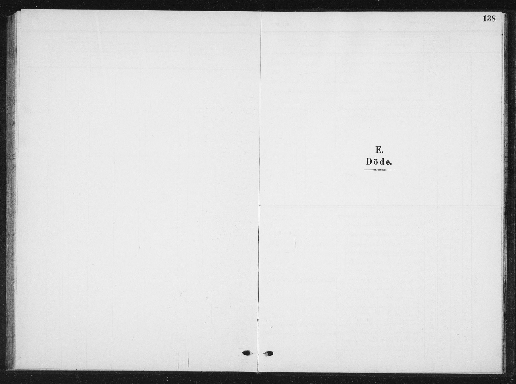 SAT, Ministerialprotokoller, klokkerbøker og fødselsregistre - Sør-Trøndelag, 616/L0424: Klokkerbok nr. 616C07, 1904-1940, s. 138