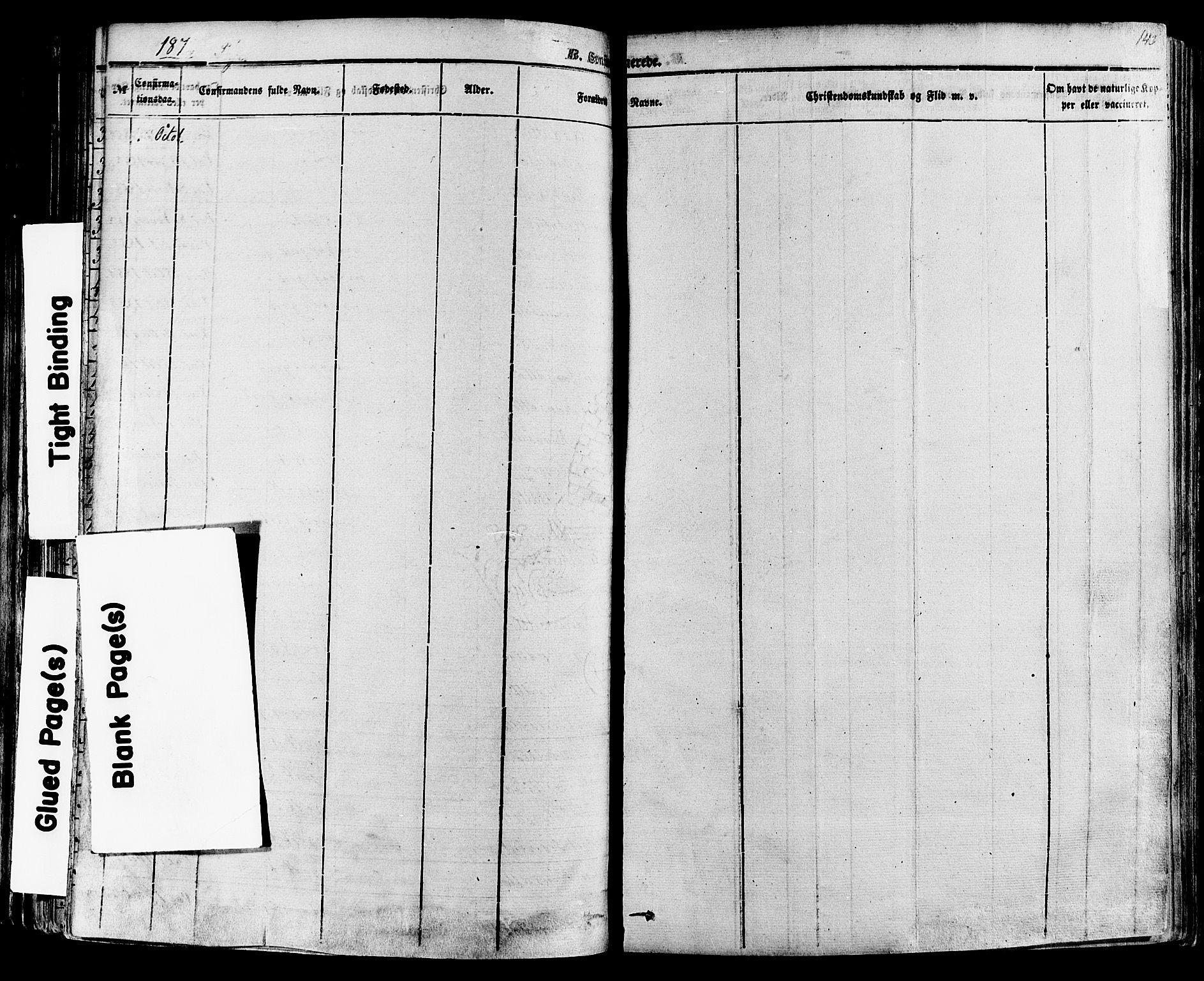 SAKO, Sauherad kirkebøker, F/Fa/L0007: Ministerialbok nr. I 7, 1851-1873, s. 140