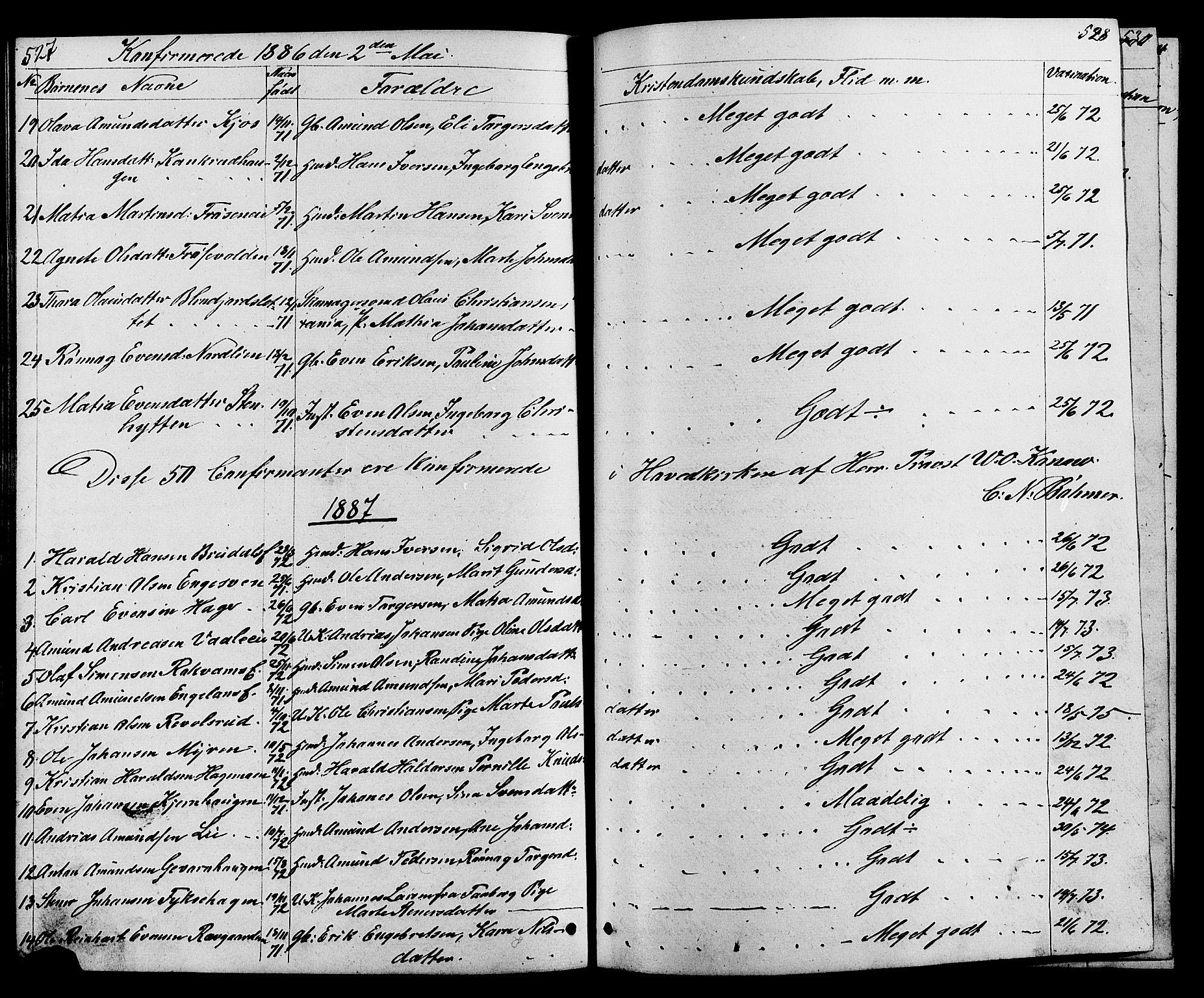 SAH, Østre Gausdal prestekontor, Klokkerbok nr. 1, 1863-1893, s. 527-528