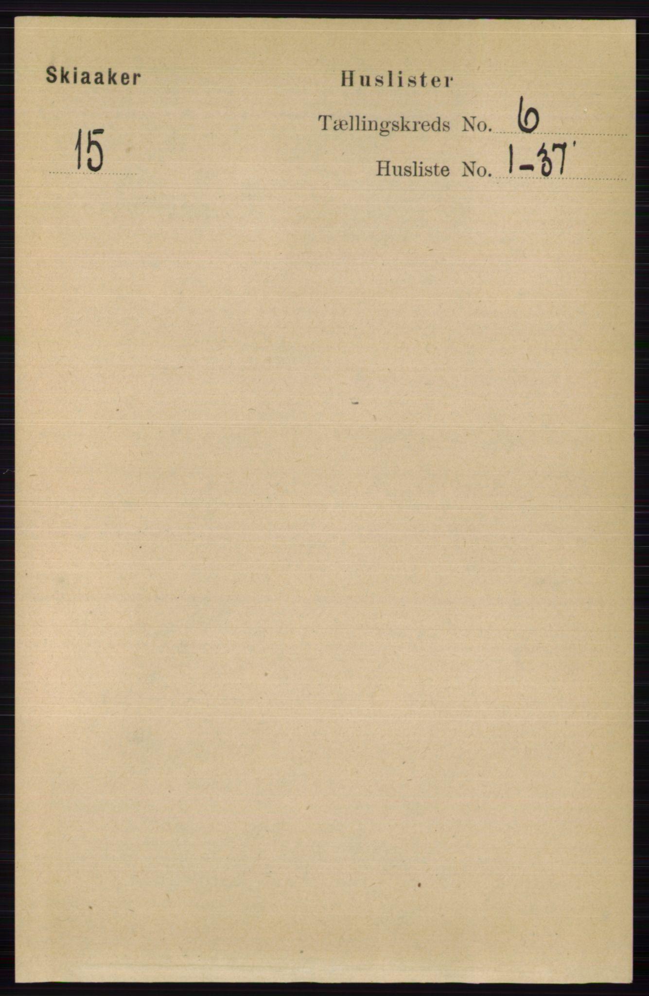 RA, Folketelling 1891 for 0513 Skjåk herred, 1891, s. 1981